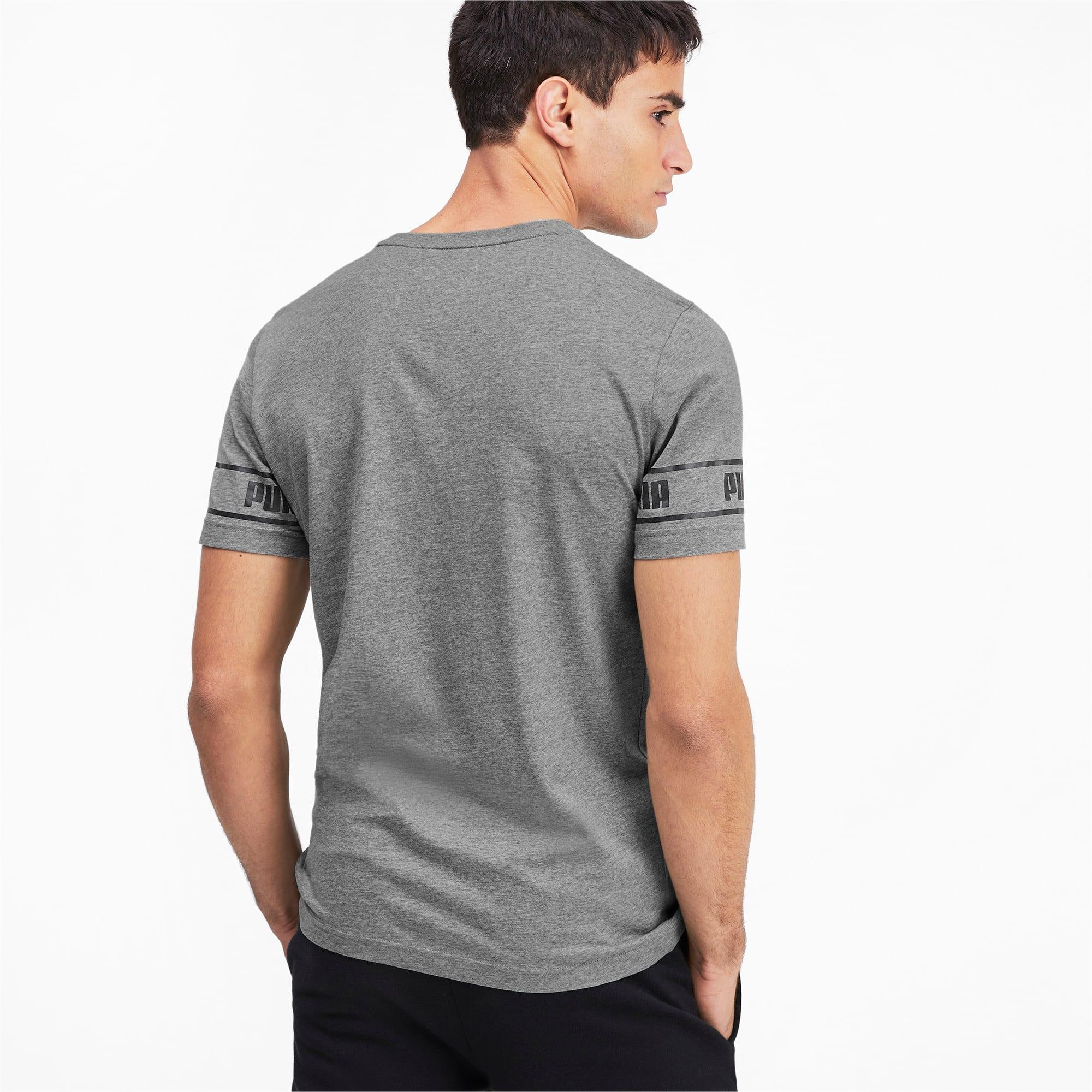 Thumbnail 2 of Meska koszulka Amplified, Medium Gray Heather, medium