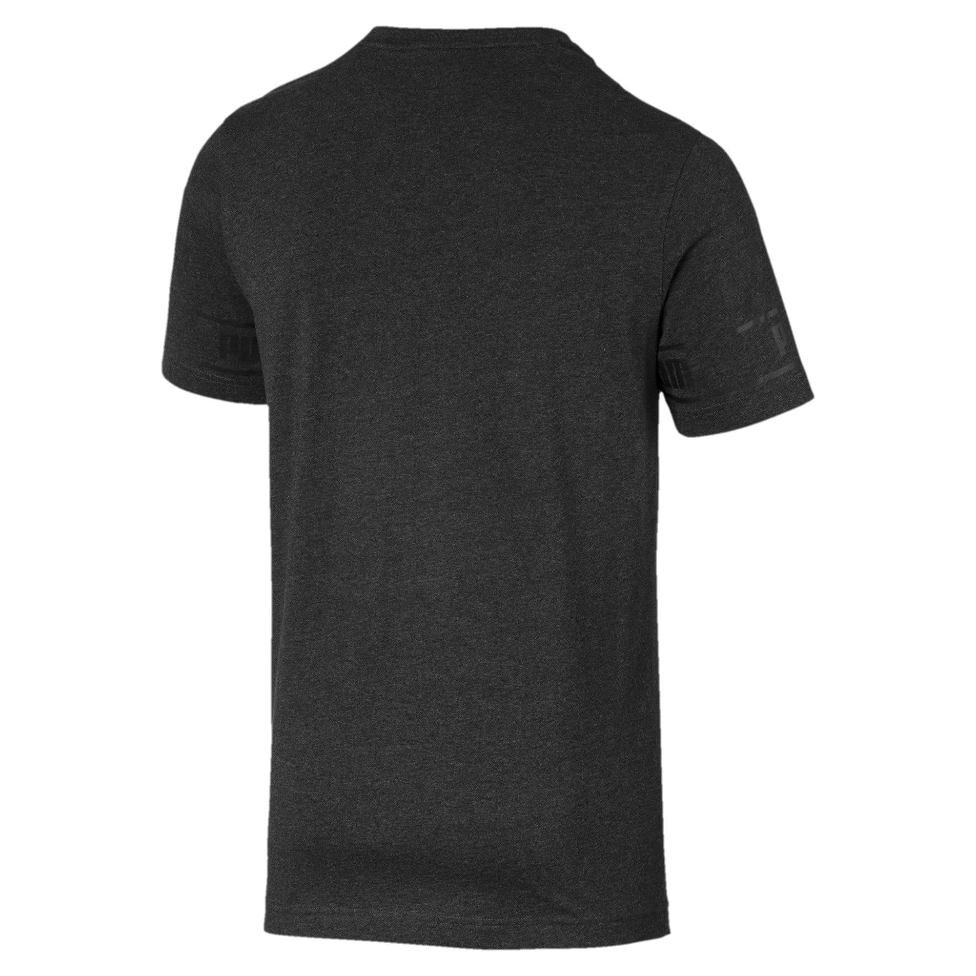 Miniaturka 5 Męska koszulka Amplified, Dark Gray Heather, średnie