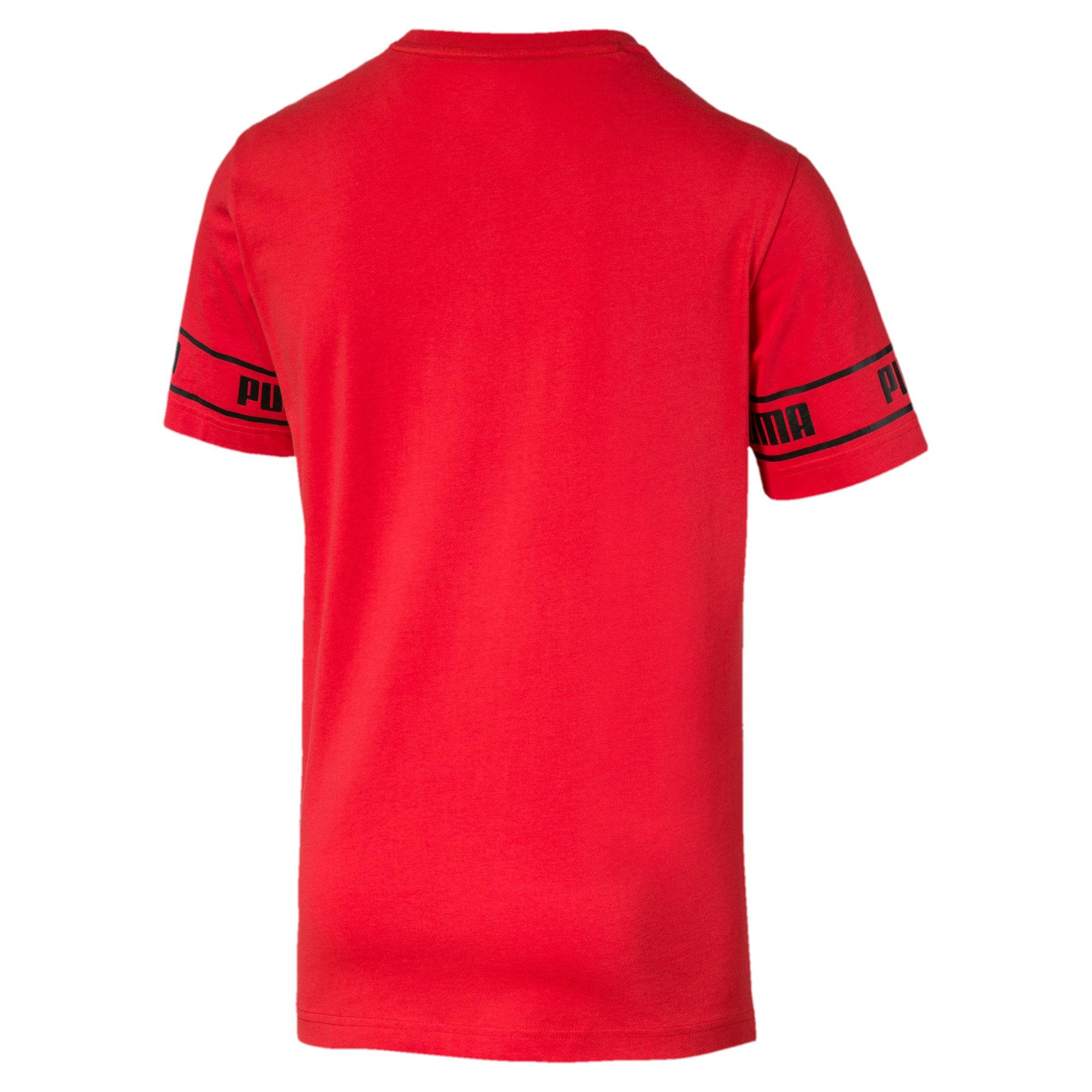 Miniaturka 5 Męska koszulka Amplified, High Risk Red, średnie