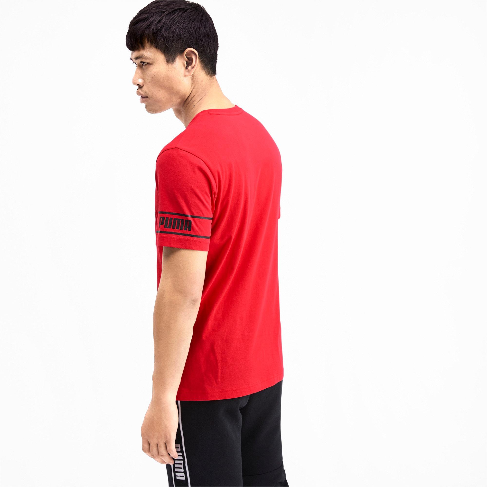 Miniaturka 2 Męska koszulka Amplified, High Risk Red, średnie