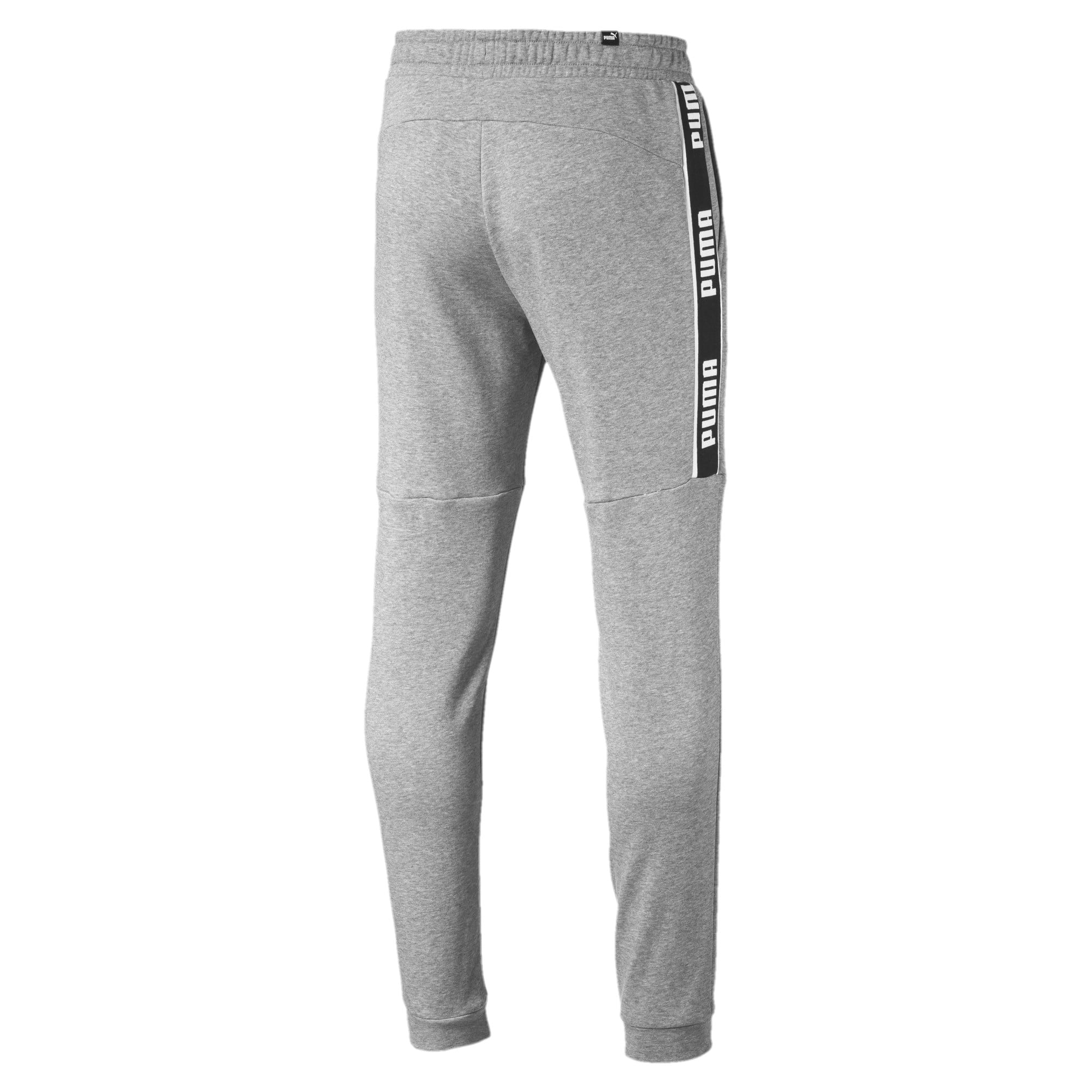 Thumbnail 5 of Amplified Herren Sweatpants, Medium Gray Heather, medium