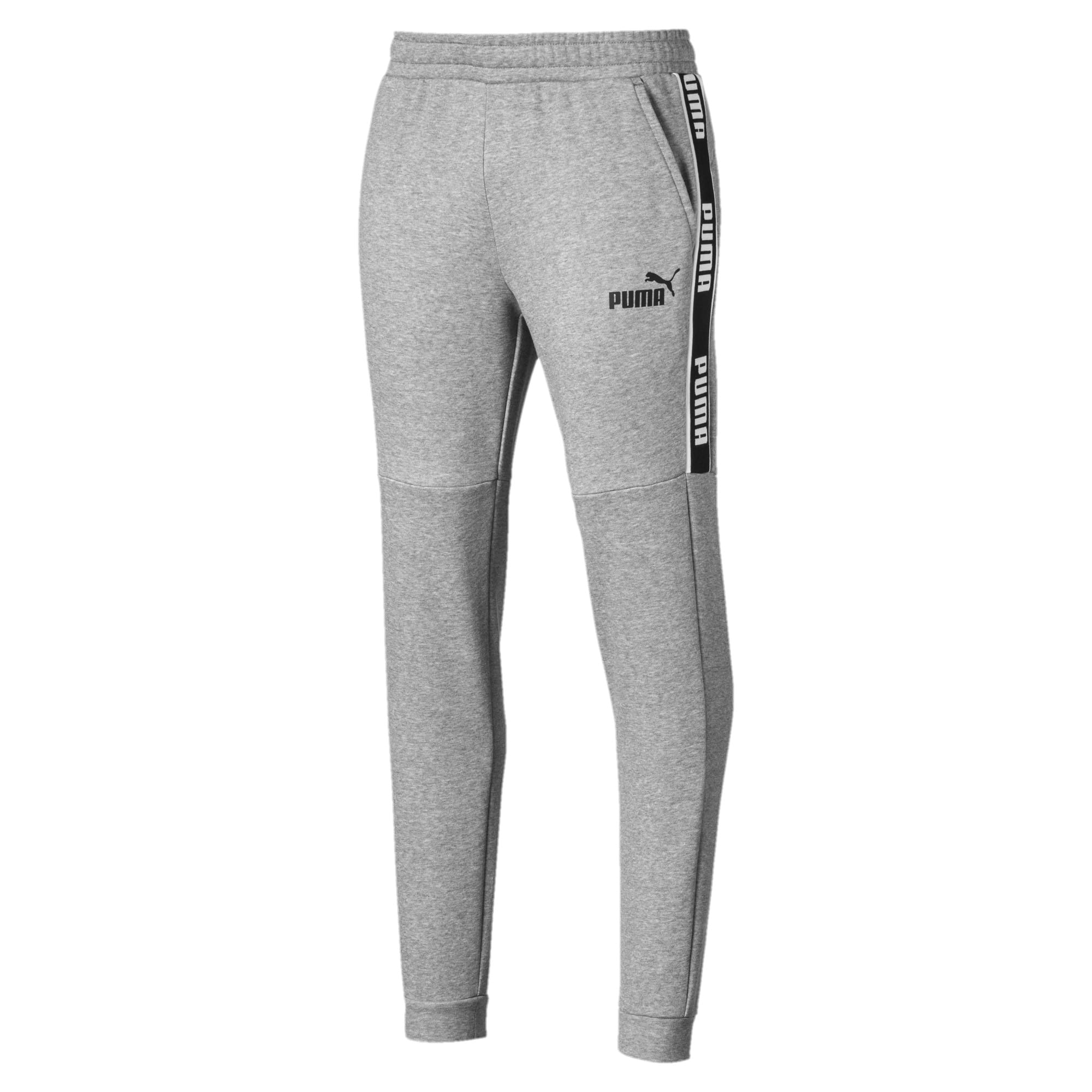 Thumbnail 4 of Amplified Herren Sweatpants, Medium Gray Heather, medium