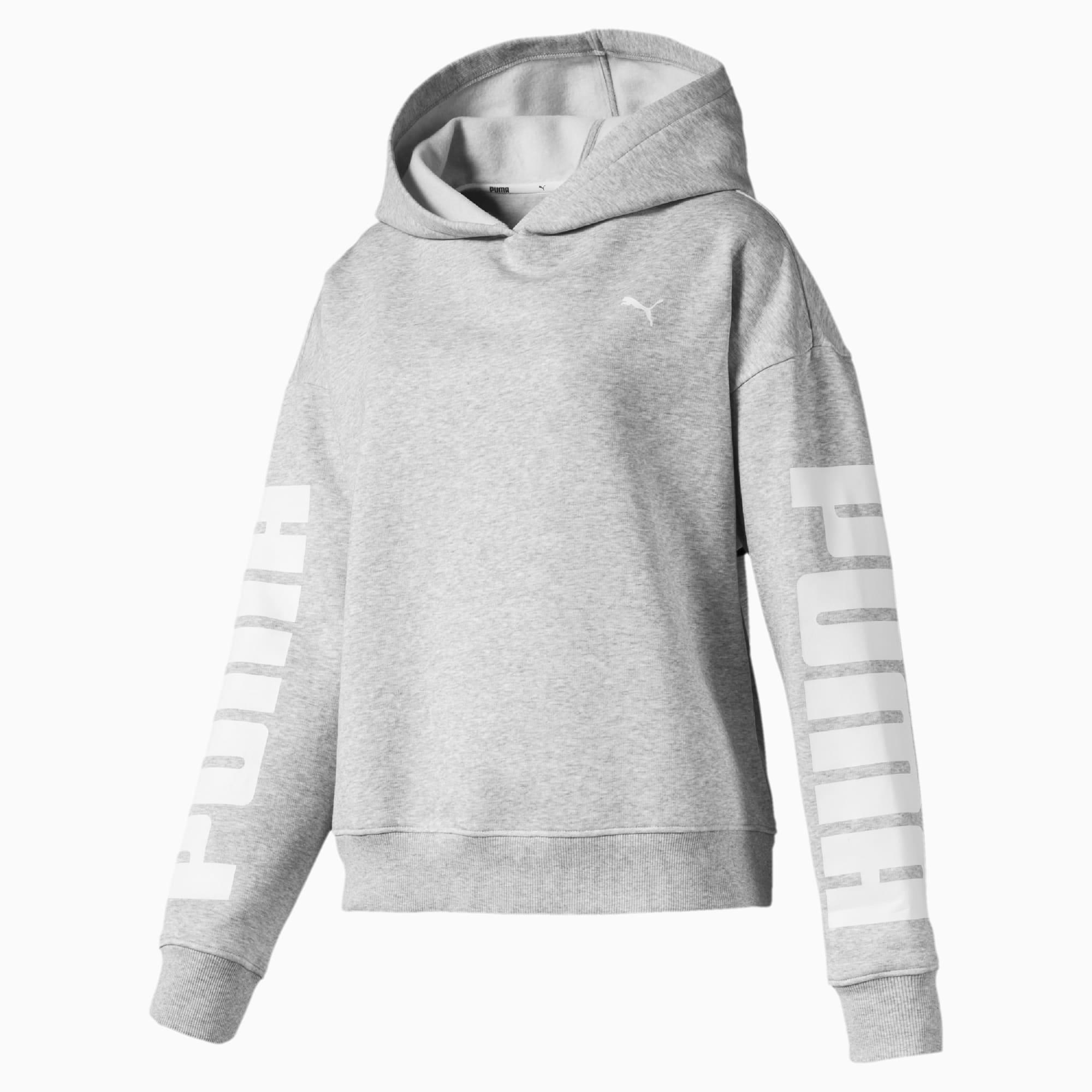 puma rebel women's hoodie