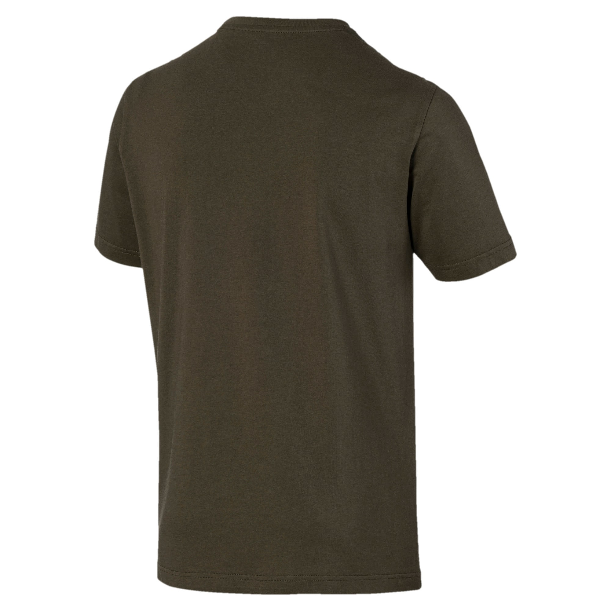 Thumbnail 5 of Rebel Camo Filled Men's Tee, Forest Night, medium-IND