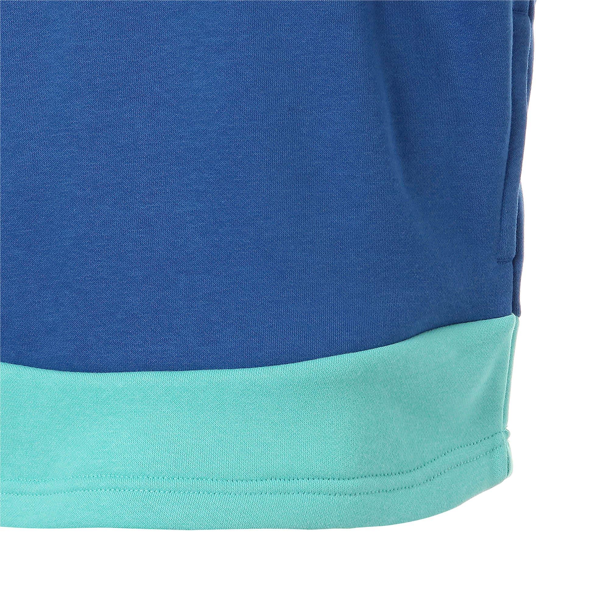 Thumbnail 6 of キッズ アルファ アドバンス フーディー FL, Galaxy Blue, medium-JPN