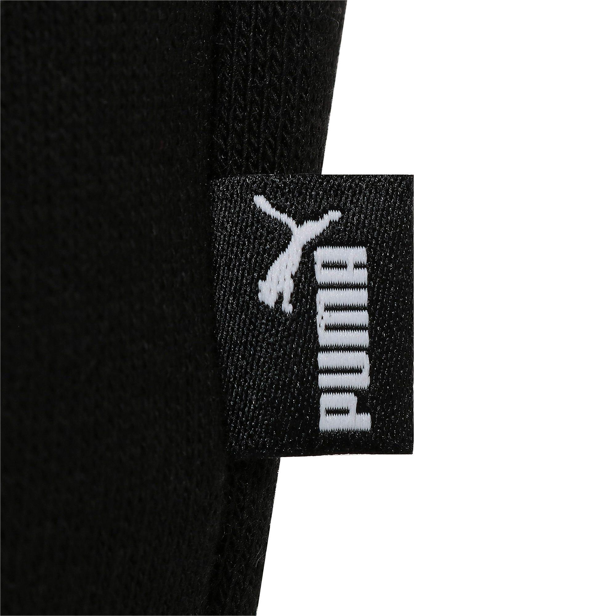 Thumbnail 4 of キッズ REBEL ボールド フルジップTR, Puma Black, medium-JPN