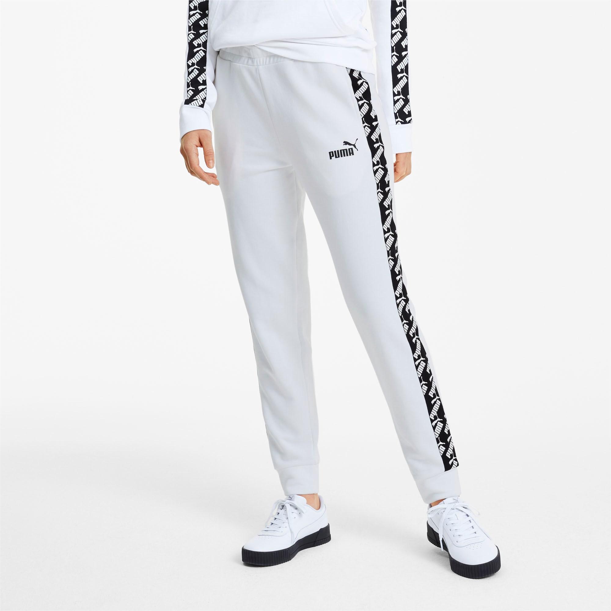 nuovo concetto 2cdad 516fd Pantaloni da ginnastica da donna Amplified   Puma White   PUMA ...