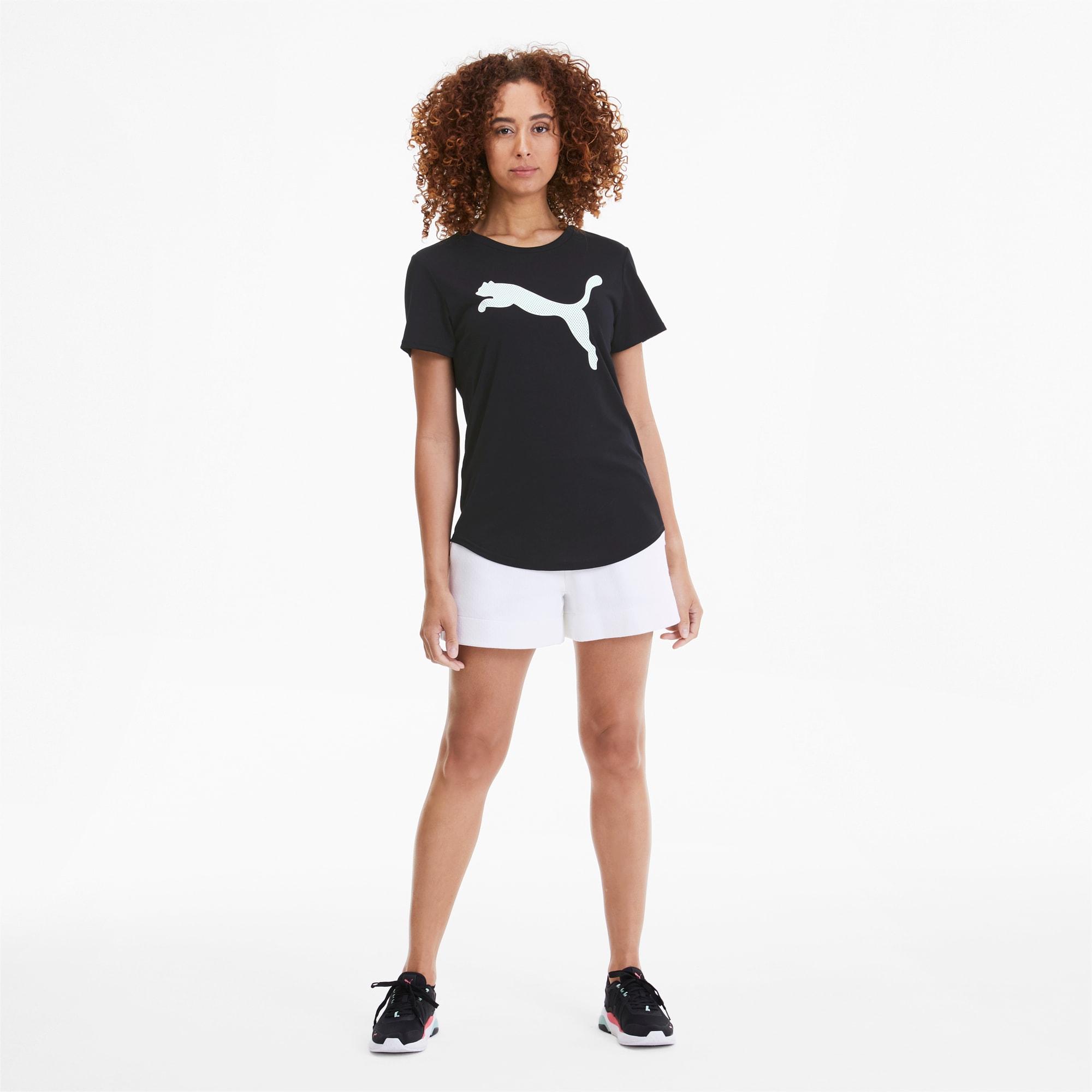 Evostripe T shirt til kvinder