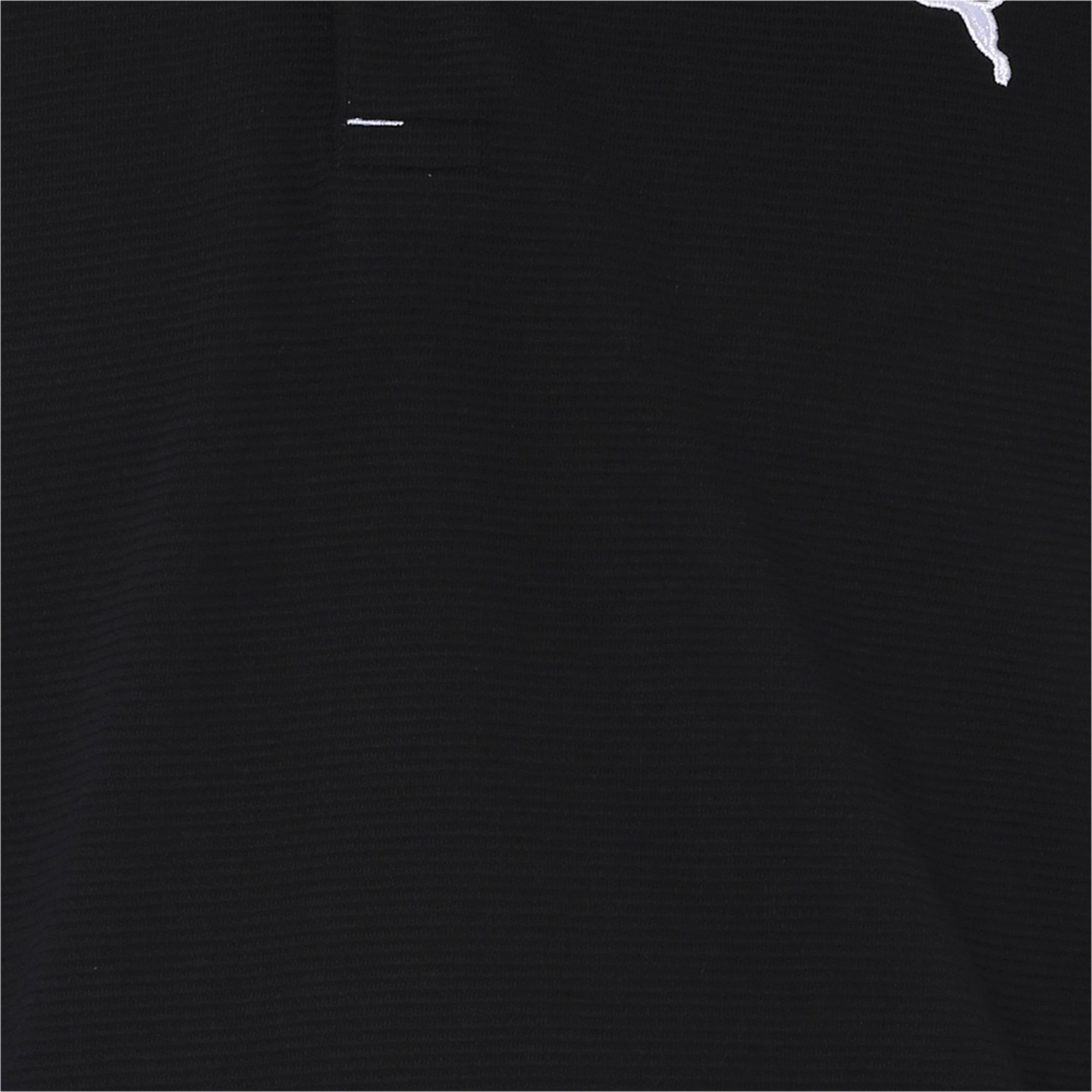 Thumbnail 6 of one8 Men's Stylised Polo, Puma Black Heather, medium-IND