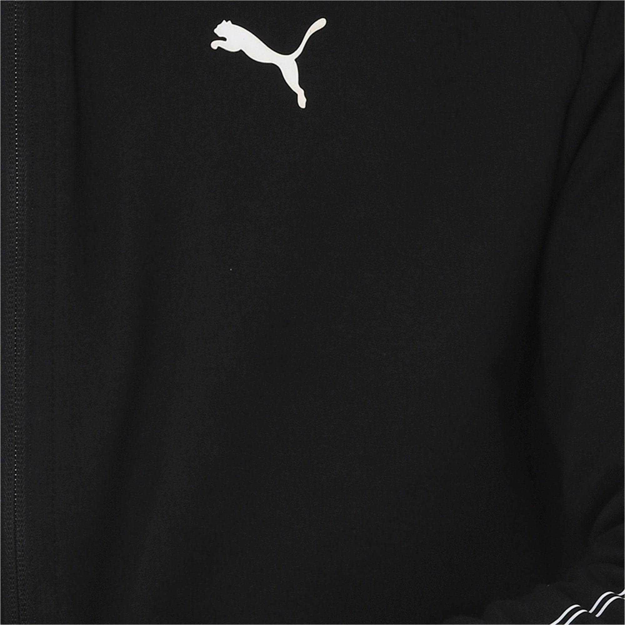 Thumbnail 6 of one8 Men's Hooded Track Jacket, Puma Black, medium-IND