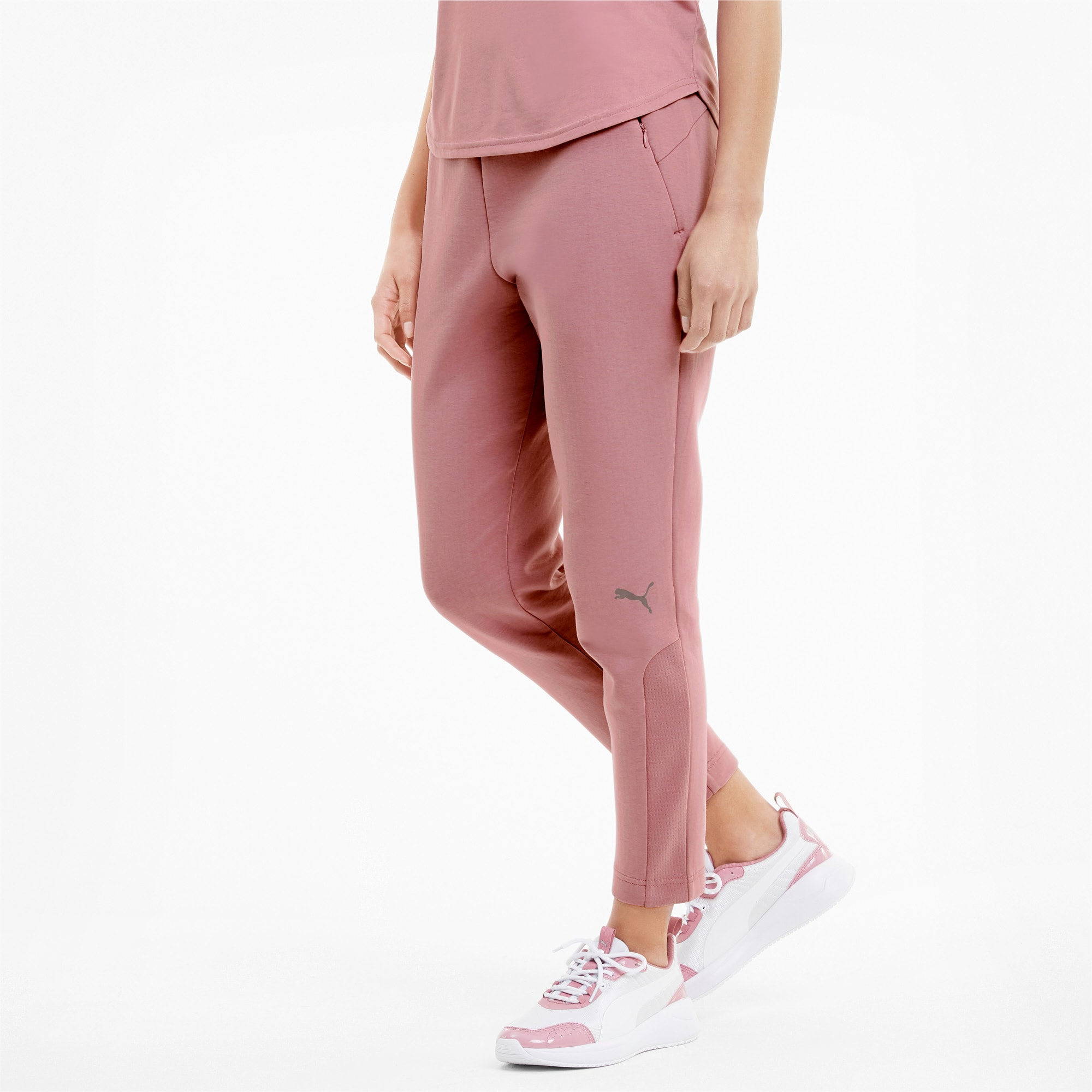 Pantalon en sweat Evostripe en maille pour femme