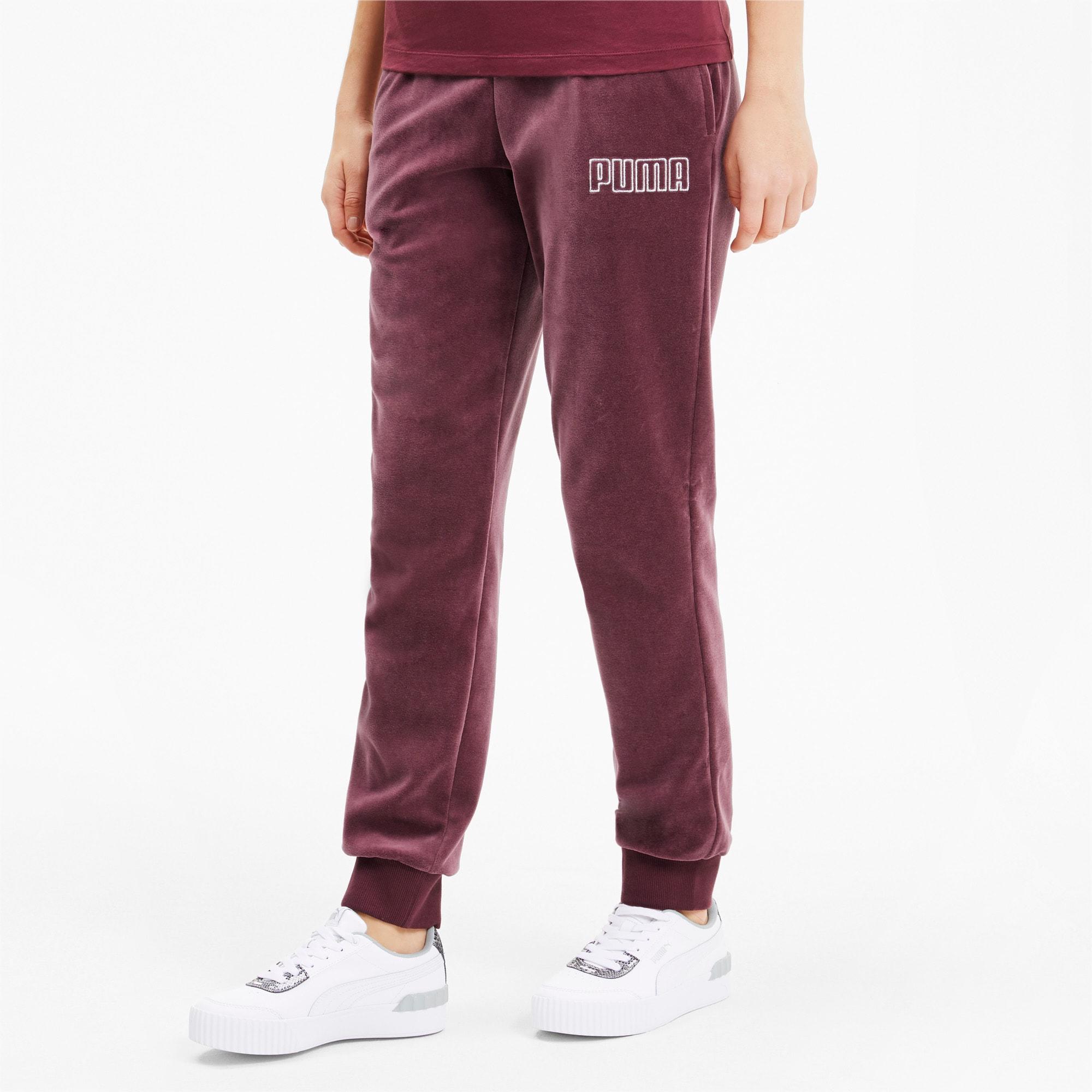 Modern Basics Women's Velour Pants
