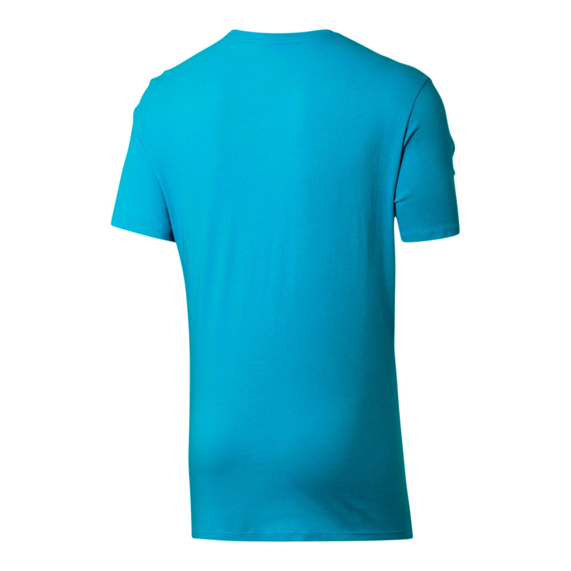 Miniatura 2 de Camiseta PUMA x CLOUD9 Wavy Clouds , Hawaiian Ocean, mediano