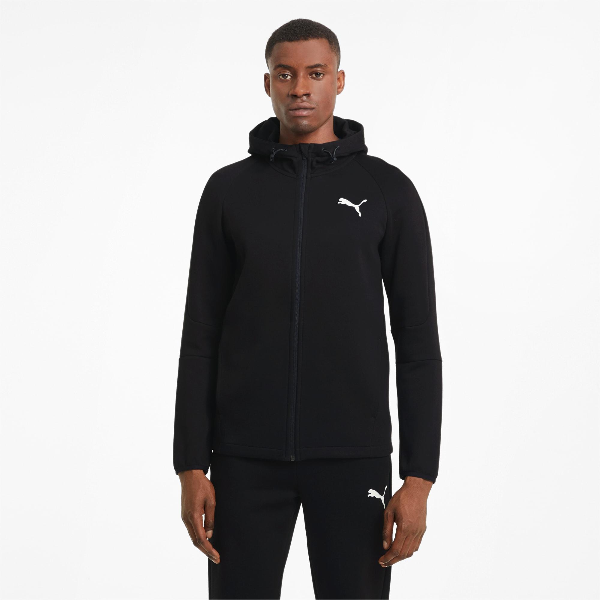Evostripe Full-Zip Men's Hoodie