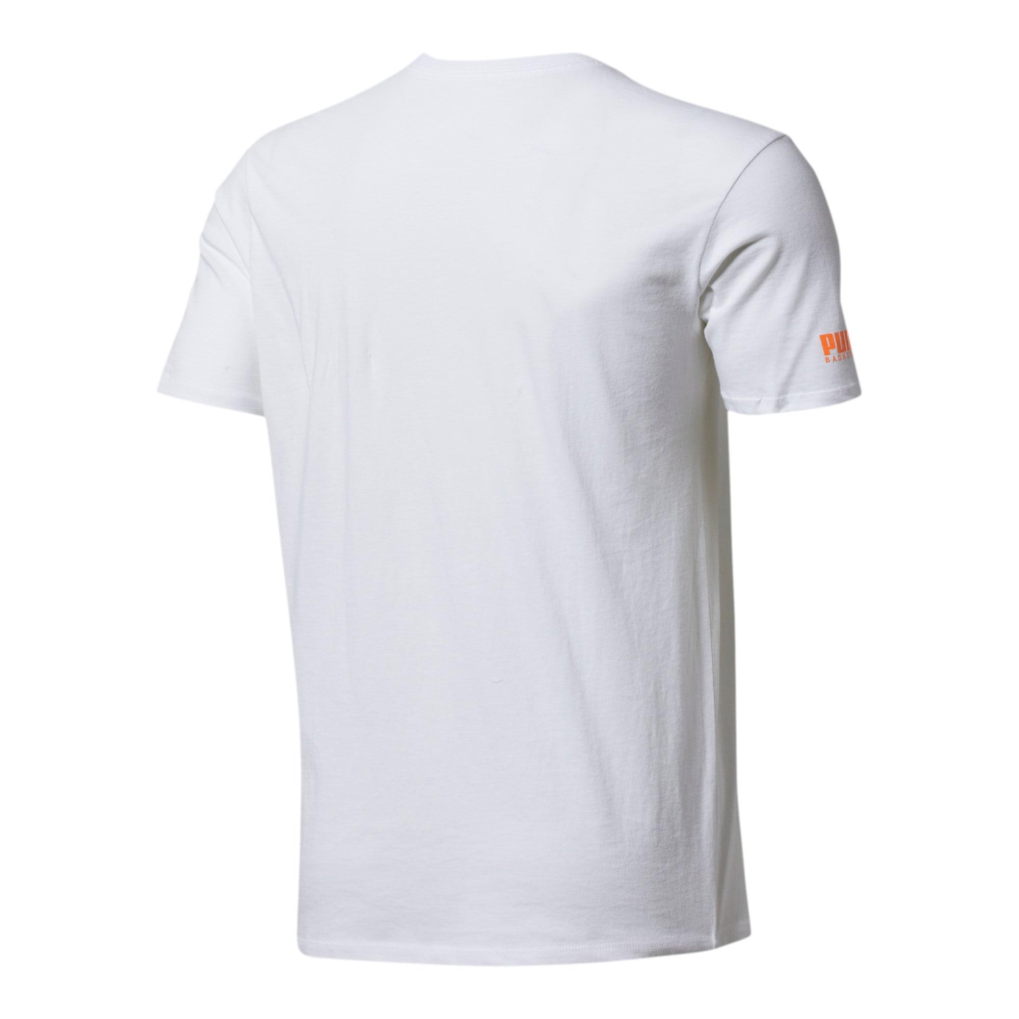 Miniatura 2 de Camiseta RJ Loves NY, Puma White, mediano