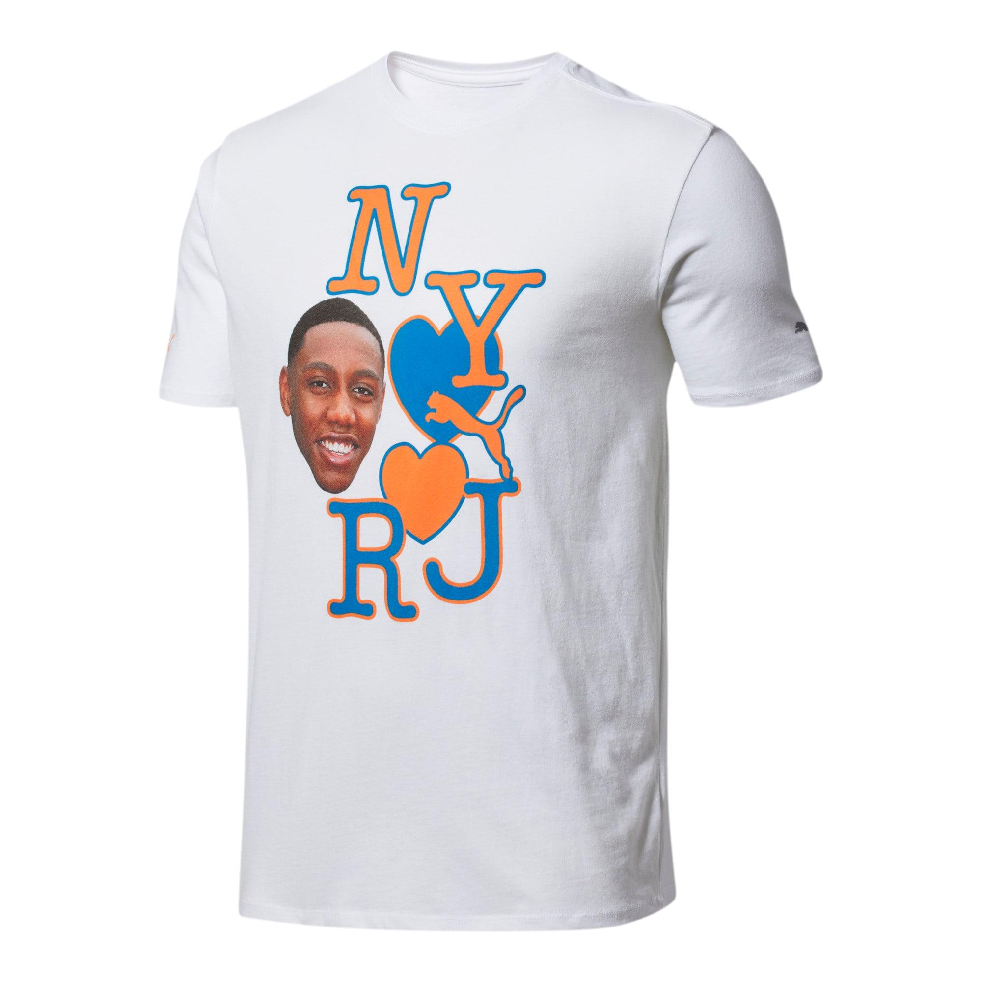 Miniatura 1 de Camiseta RJ Loves NY, Puma White, mediano