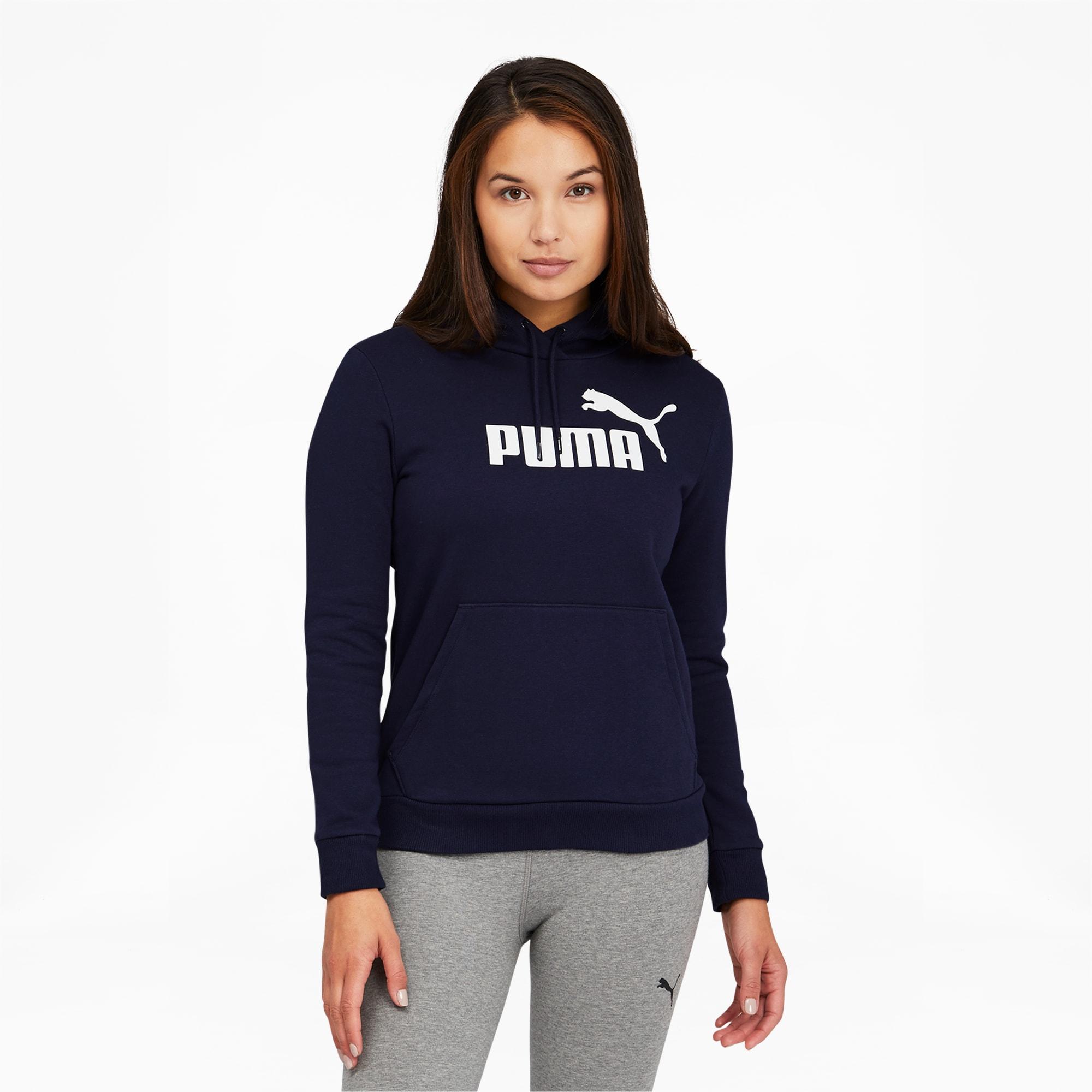 PUMA:  Essentials Women's Logo Hoodie $19.99