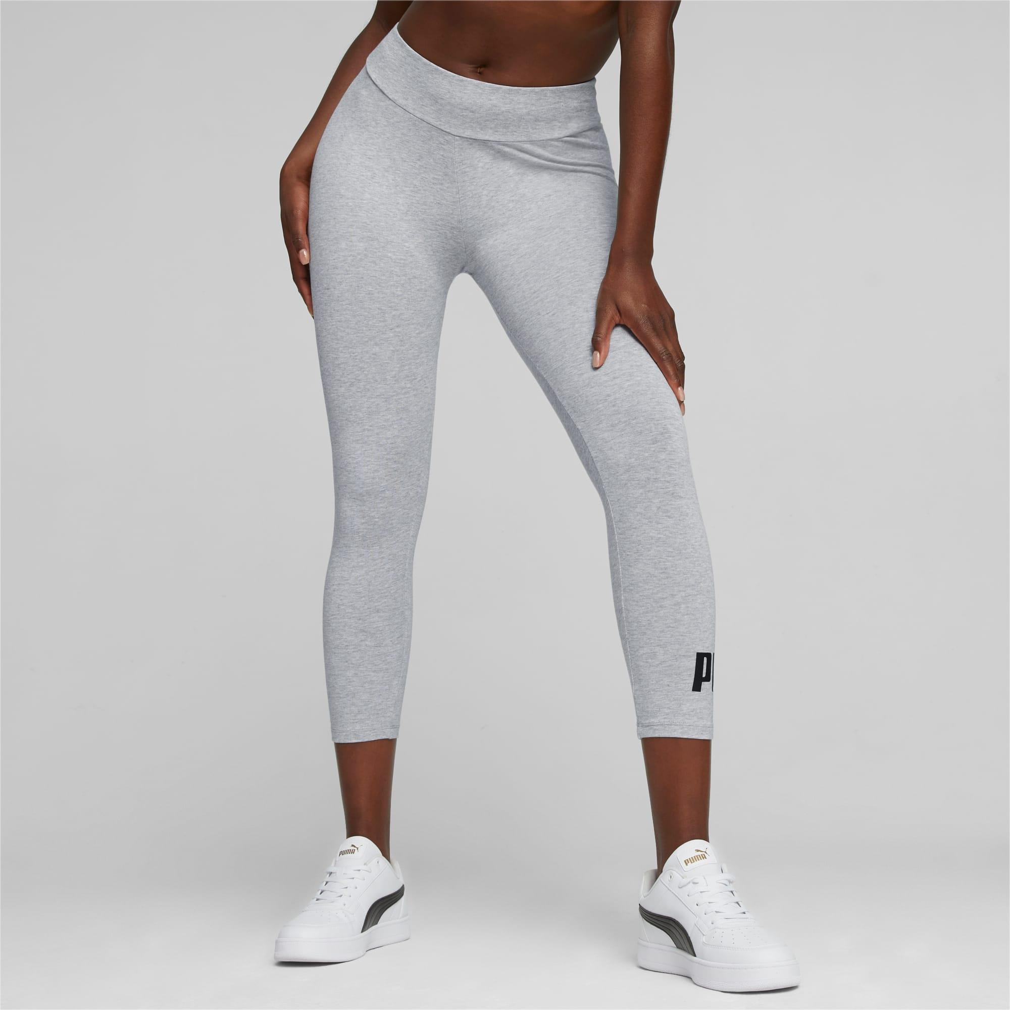 Essentials Women's 3/4 Logo Leggings