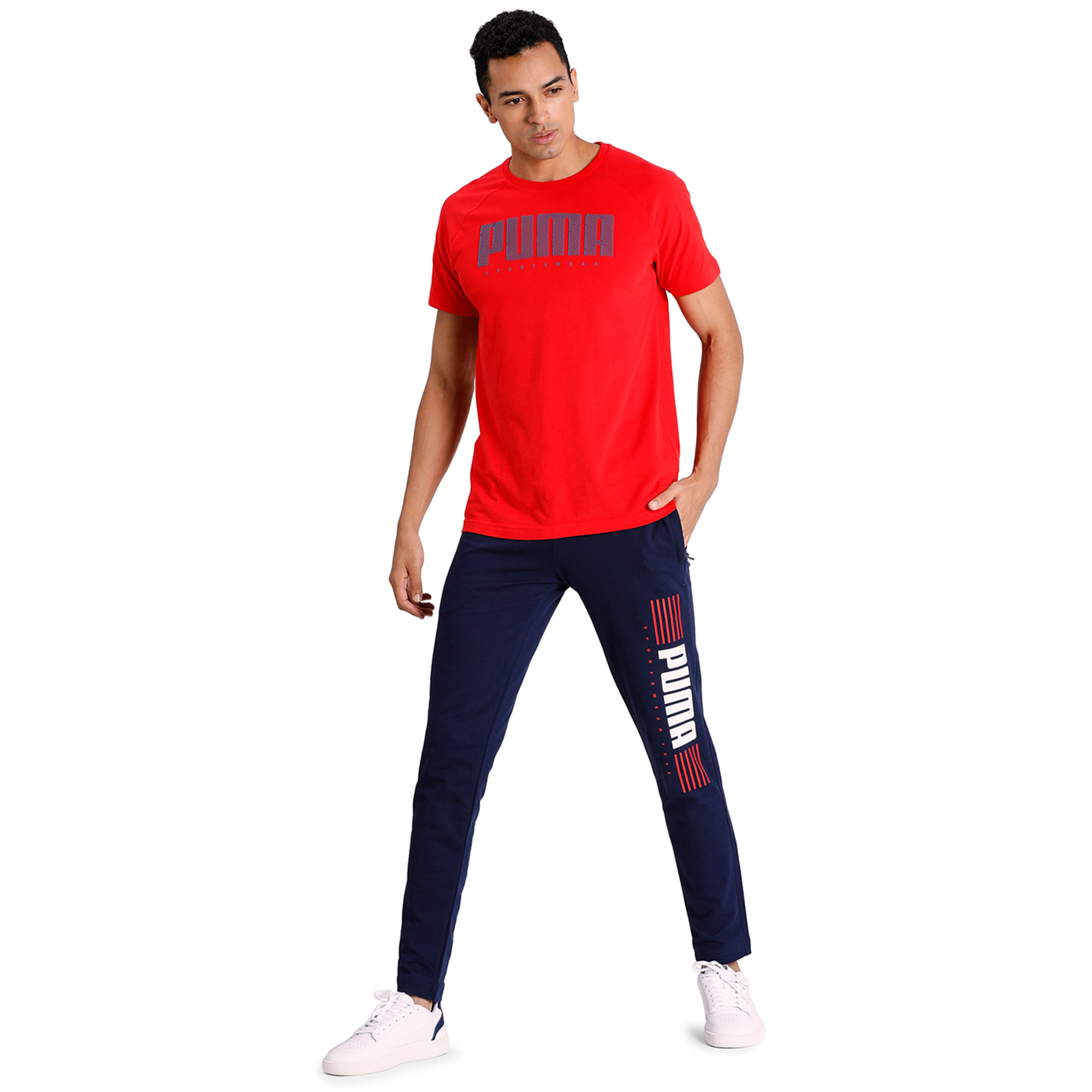 manguera Cartas credenciales Posesión  PUMA Sports 1948 Men's Pants | Peacoat | PUMA Buy1 Get1 | PUMA