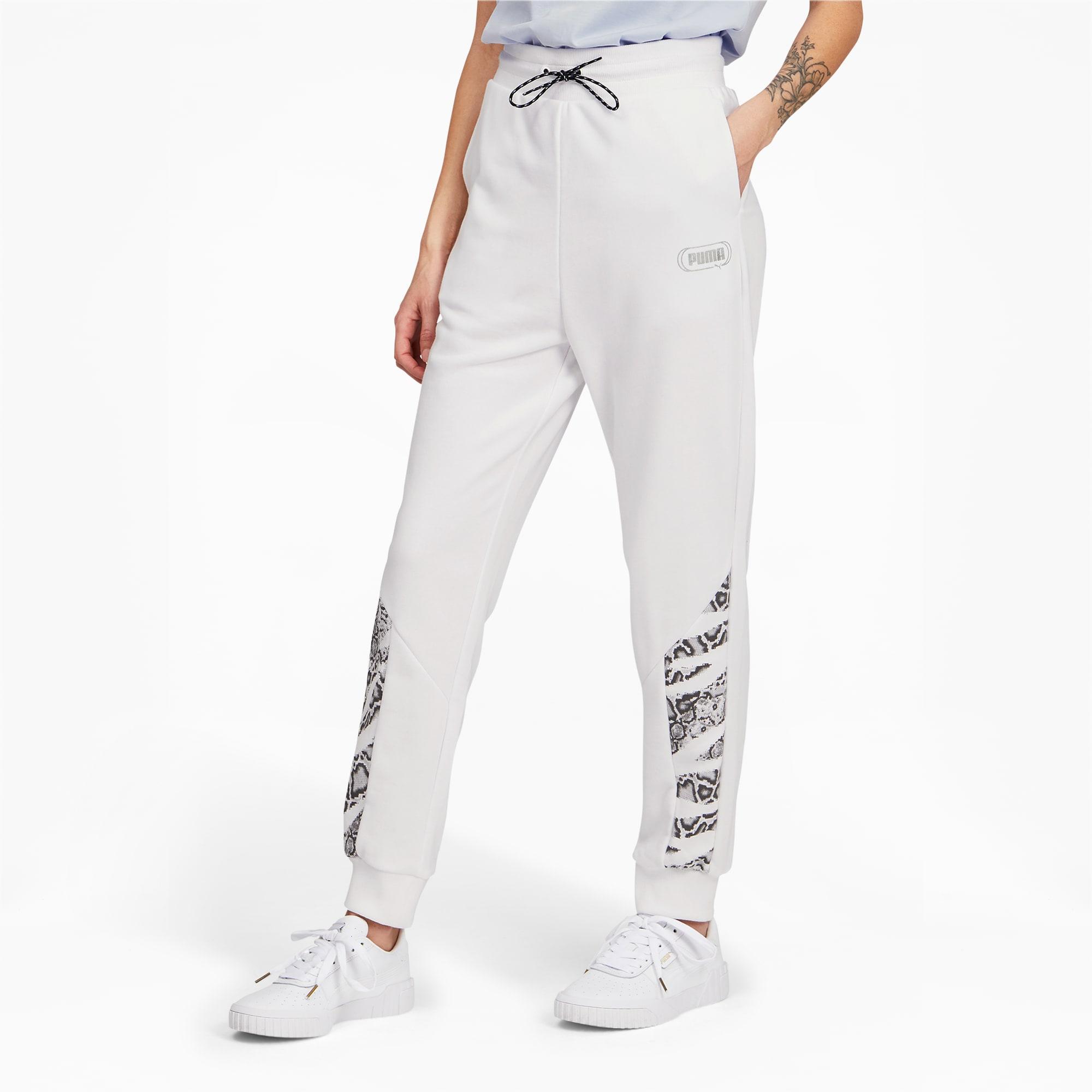 Rebel Women's High Waist Sweatpants