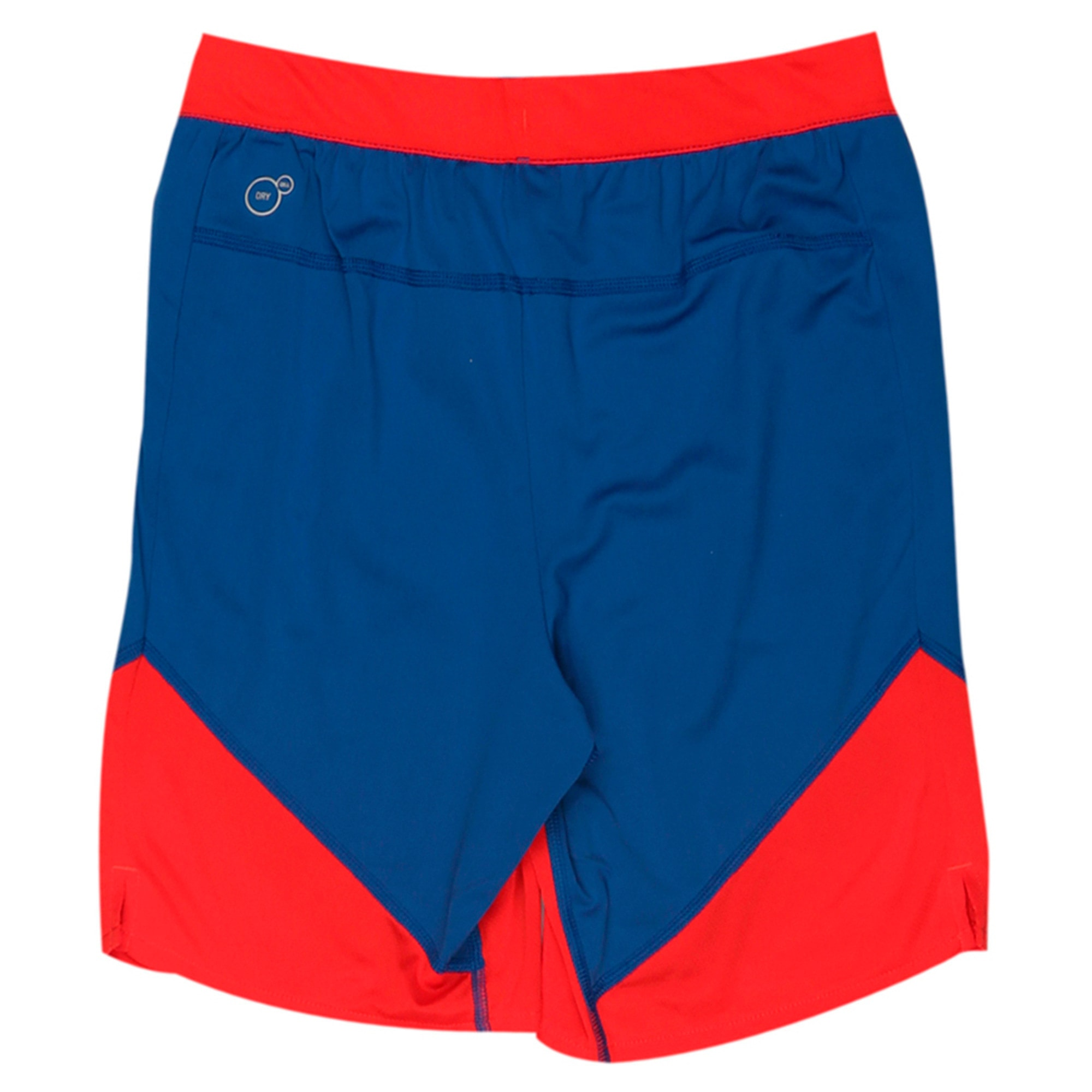 Thumbnail 2 of Active Cell Boys' Poly Shorts, TRUE BLUE, medium-IND