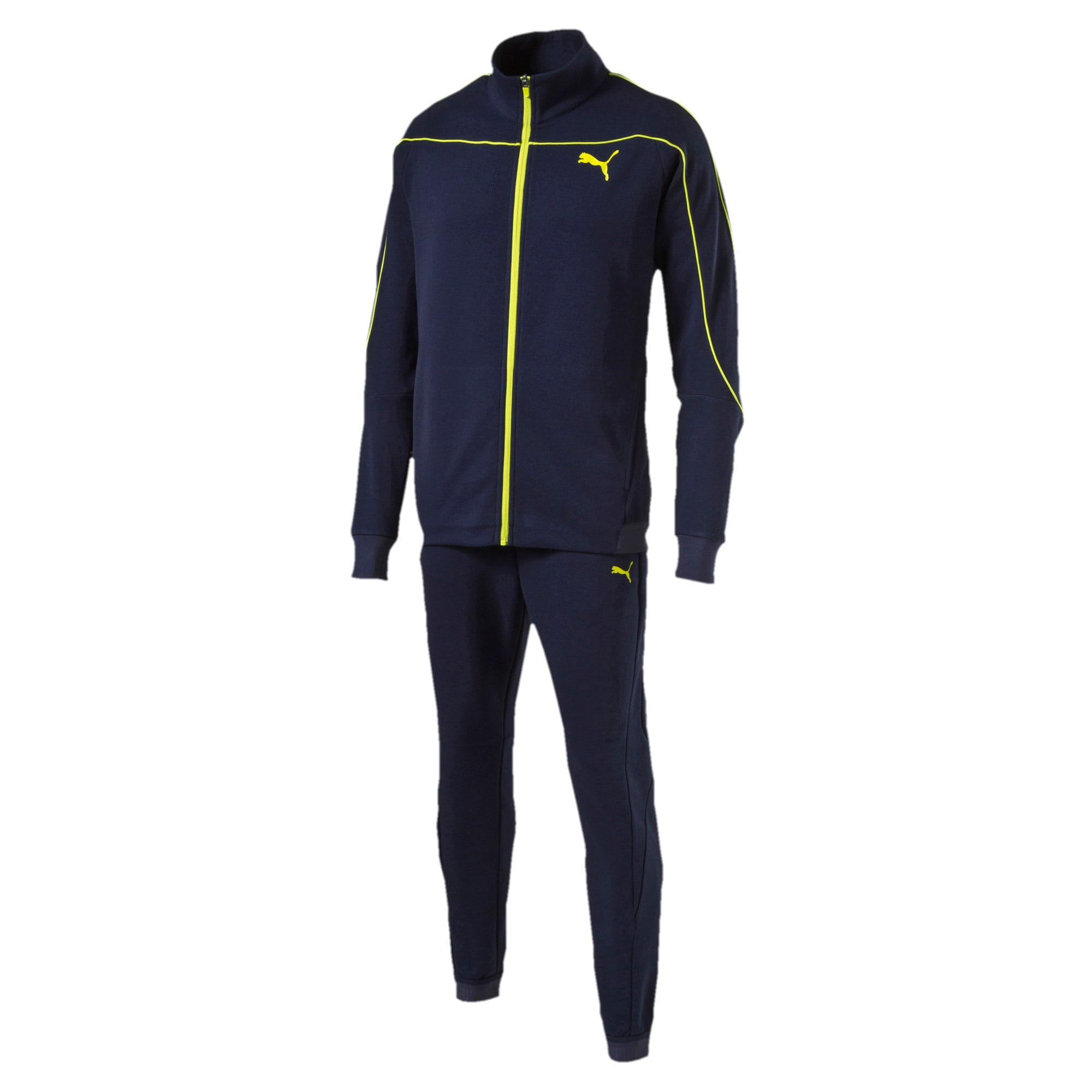 Thumbnail 1 of STYLE Stretch Suit, Peacoat, medium-IND