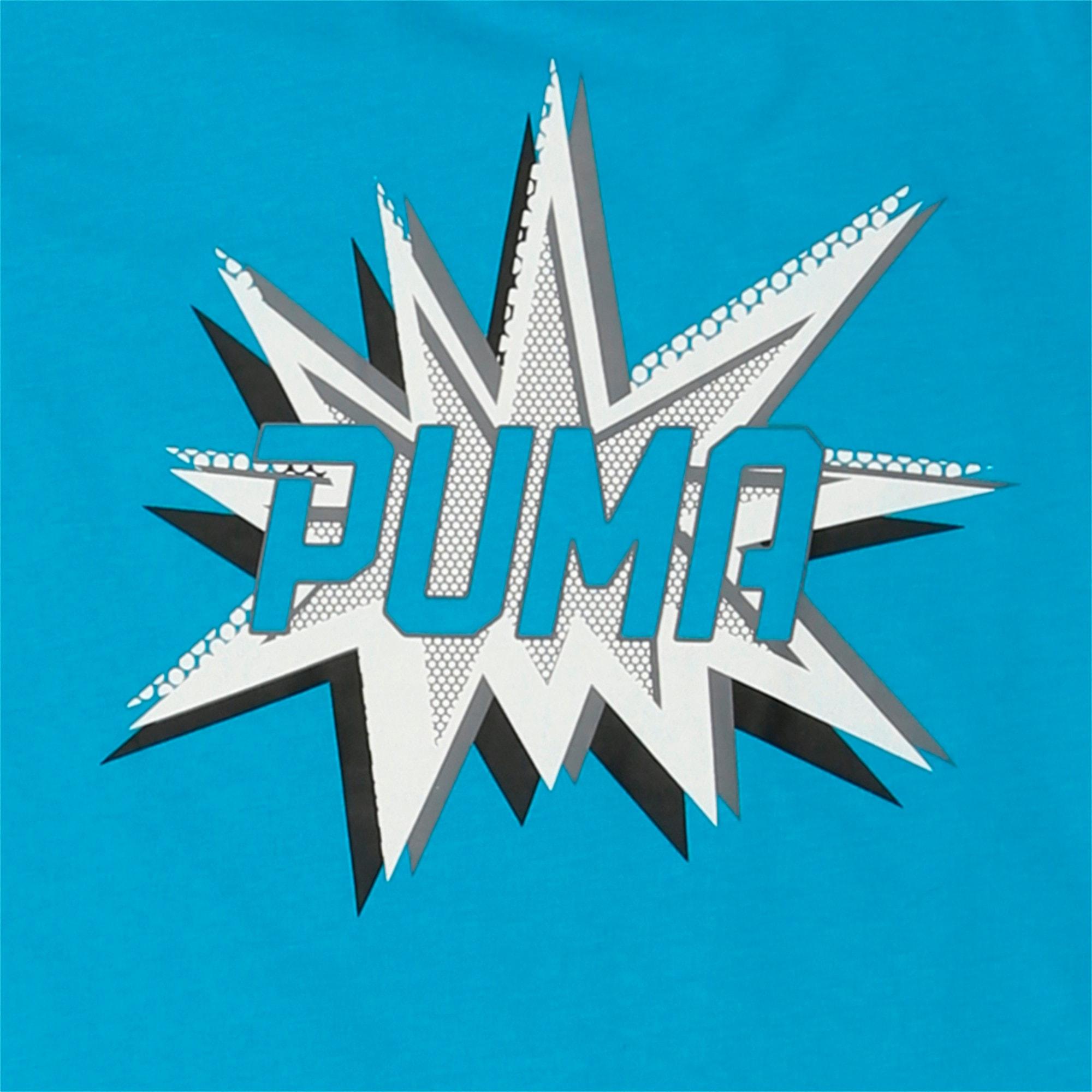 Thumbnail 1 of PUMA POW Tee, BLUE DANUBE, medium-IND