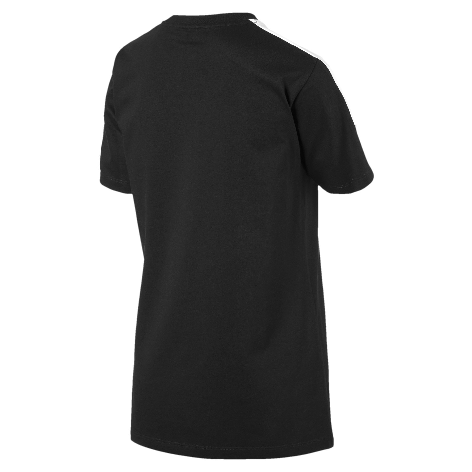 Miniatura 5 de Camiseta Classics T7 para mujer, Puma Black, mediano