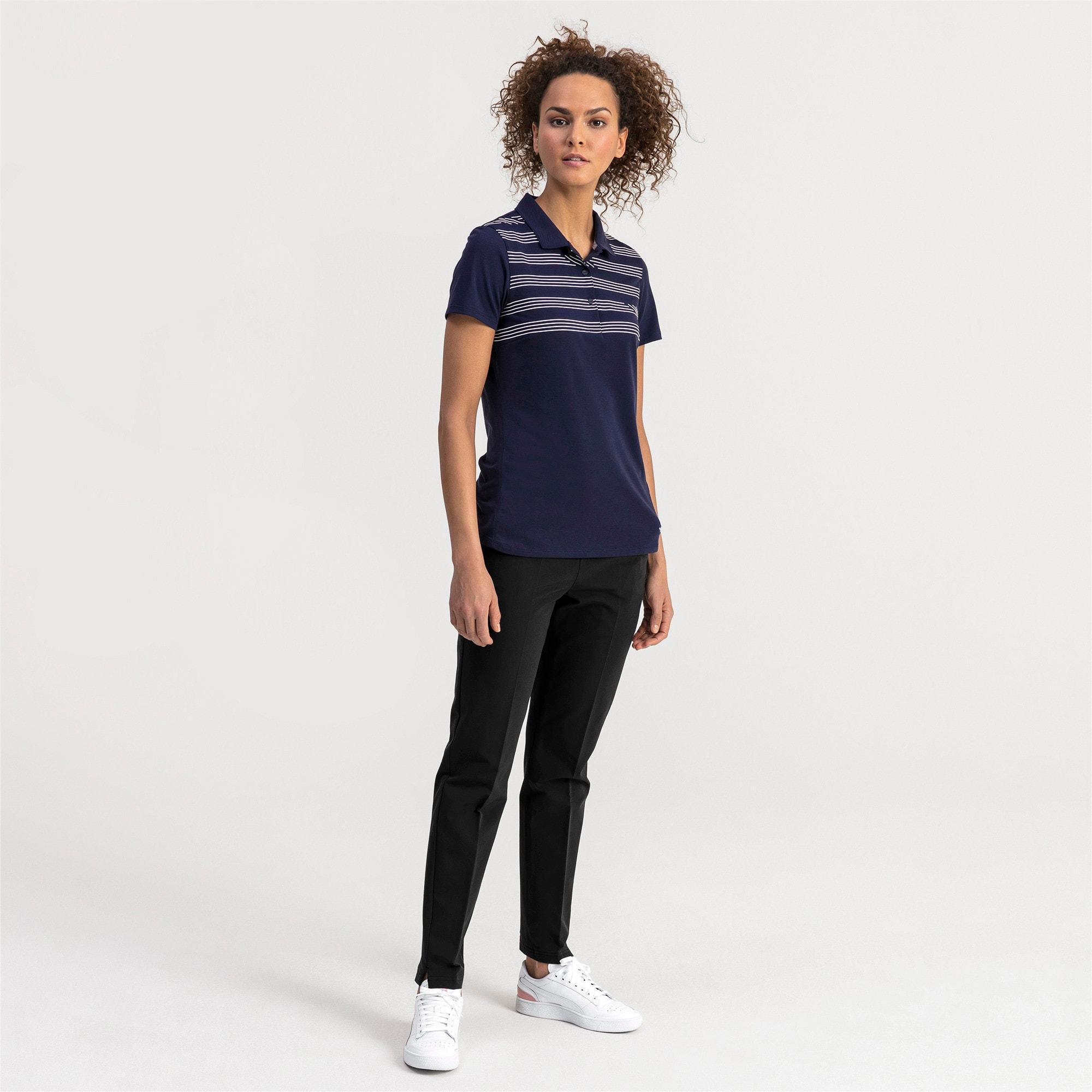Thumbnail 3 of On Par Women's Golf Polo, Peacoat, medium