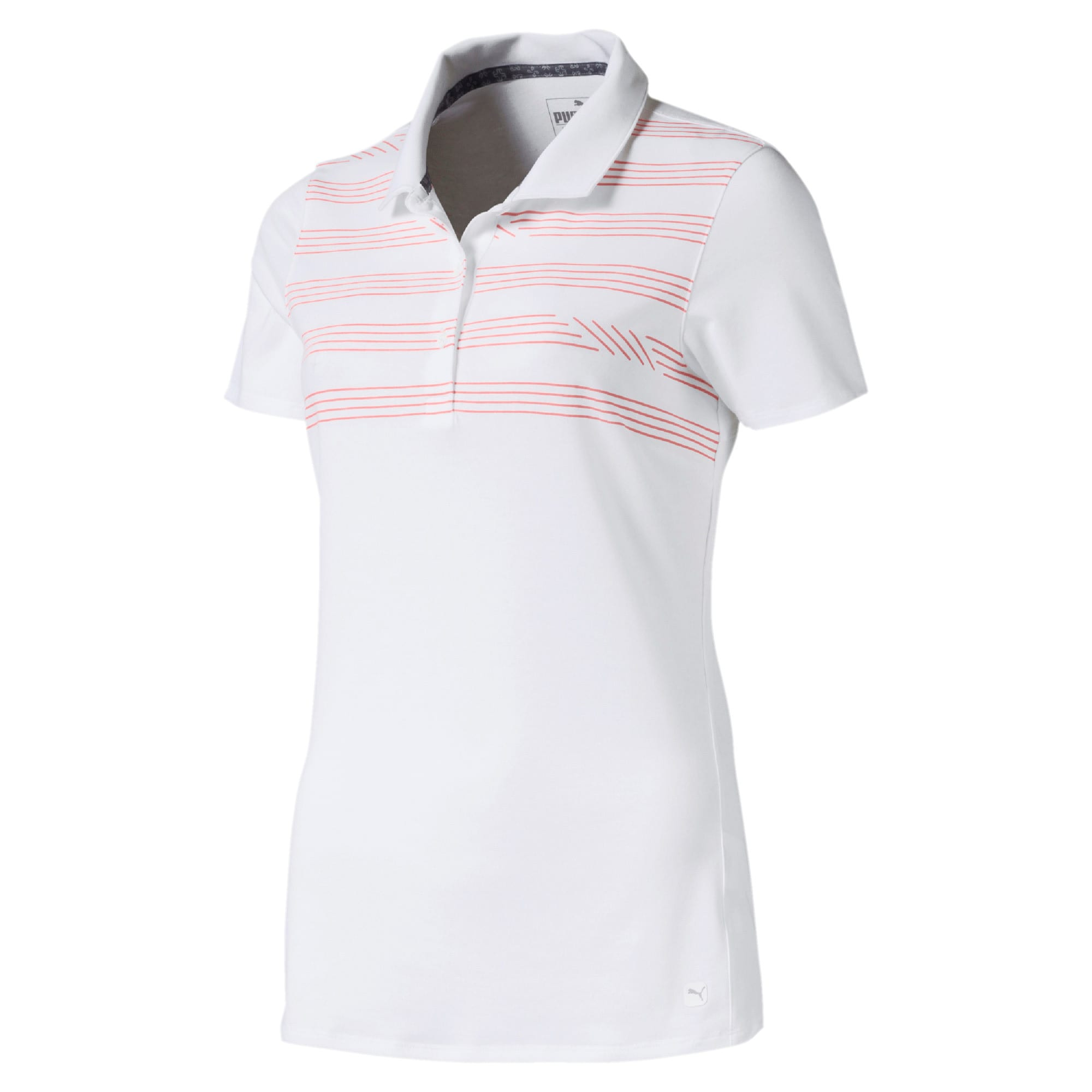 Thumbnail 4 of On Par Damen Golf Polo, Bright White, medium