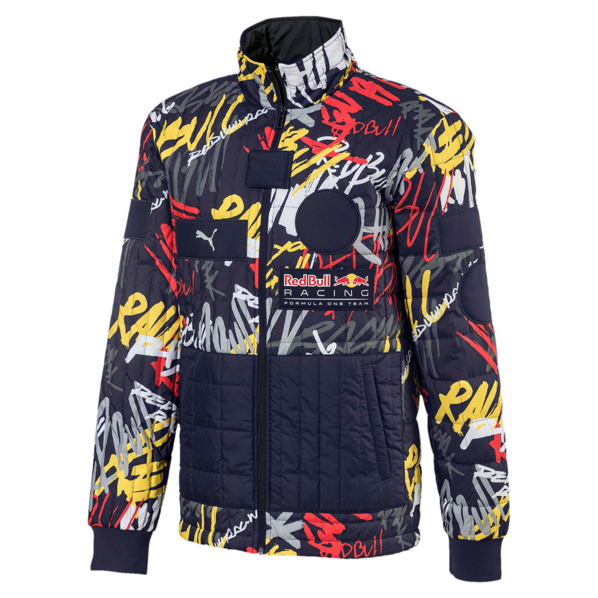 Thumbnail 1 of Red Bull Racing Street Men's Jacket, NIGHT SKY, medium