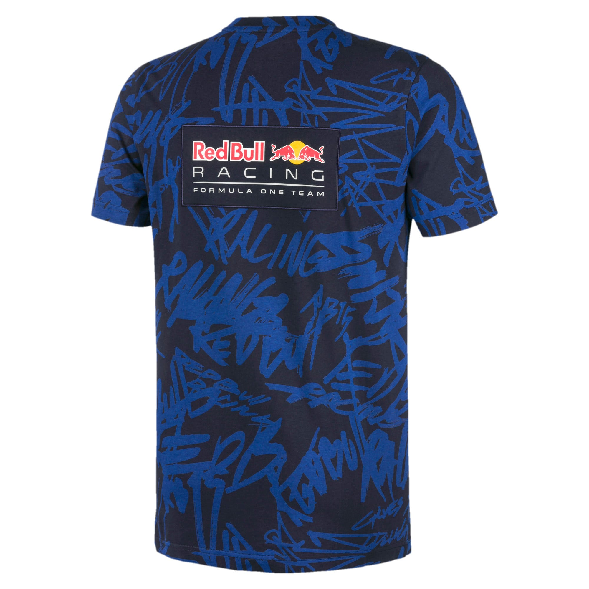 Thumbnail 5 of Red Bull Racing T-shirt voor heren, NIGHT SKY, medium