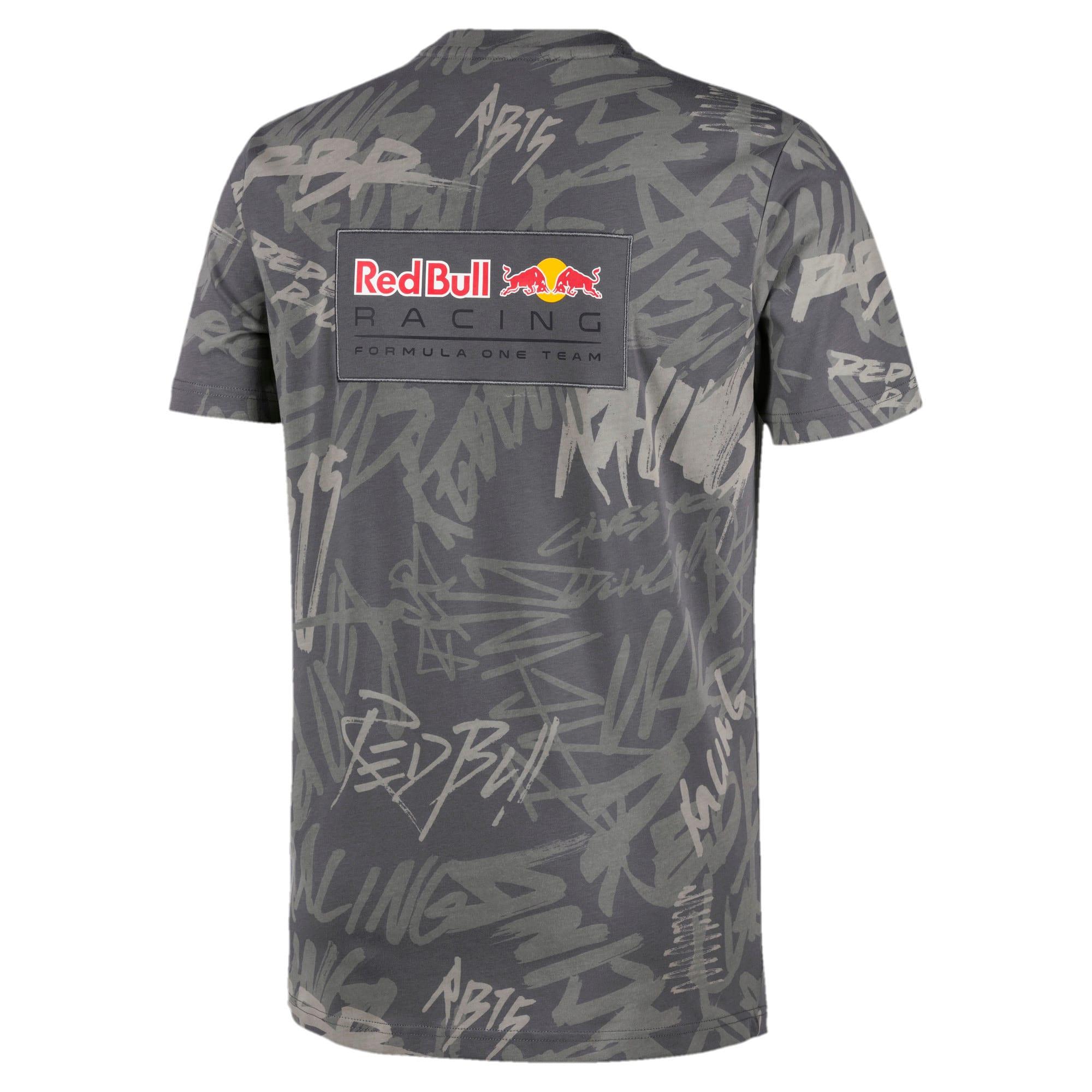 Miniatura 2 de Camiseta Red Bull AOP para hombre, CASTLEROCK, mediano