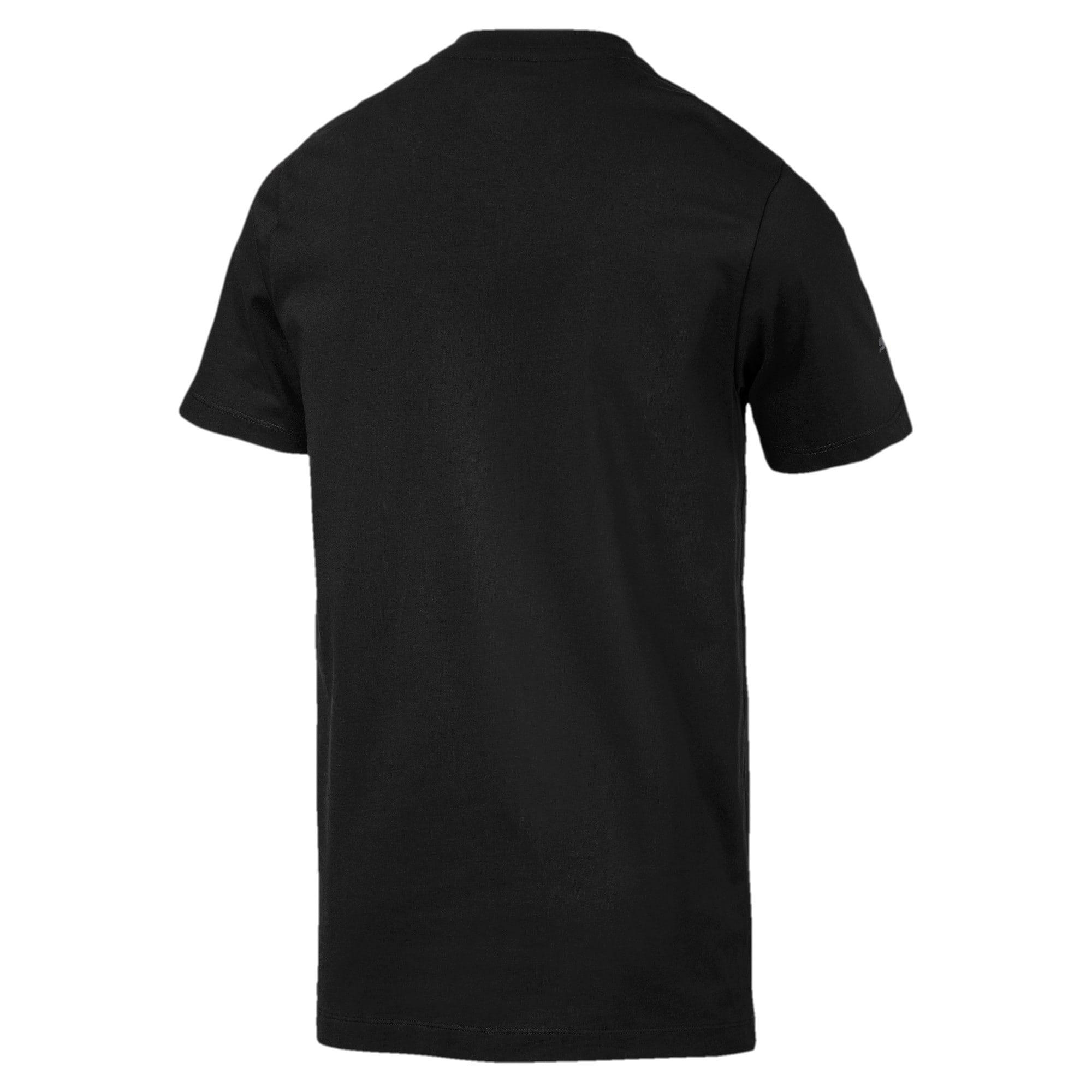 Thumbnail 5 of T-shirt BMW Motorsport Life uomo, Puma Black, medium
