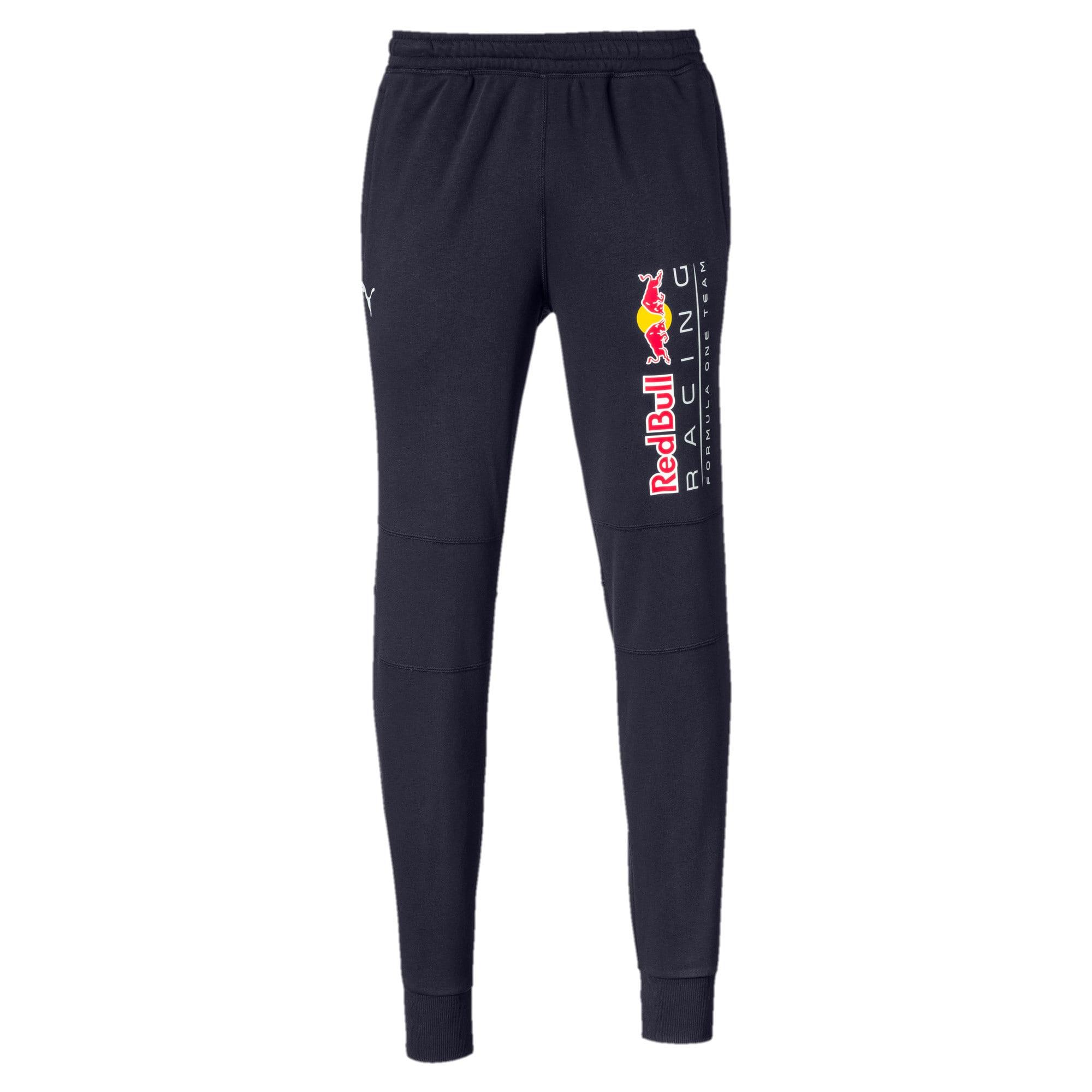Thumbnail 4 of Red Bull Racing Knitted Men's Sweat Pants, NIGHT SKY, medium