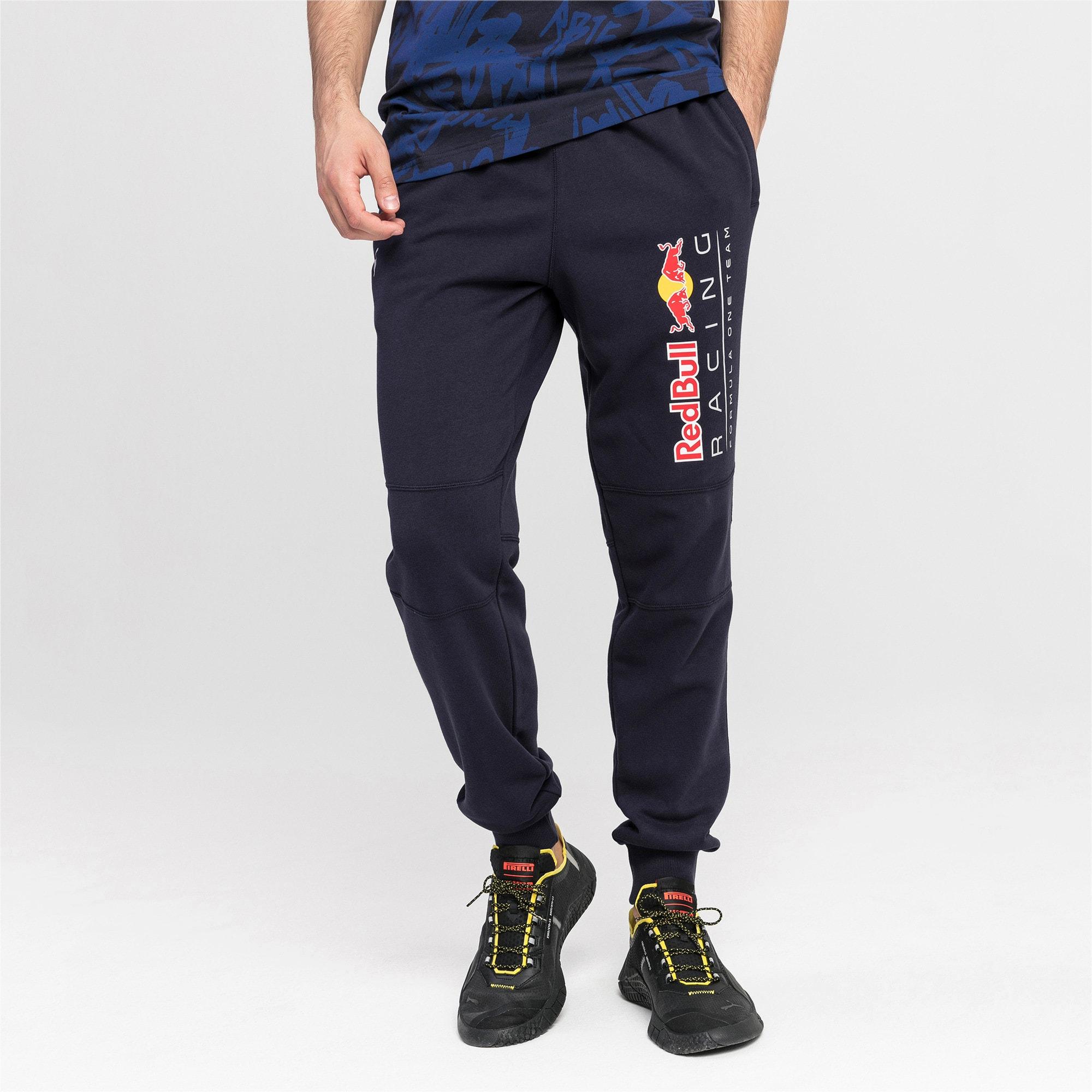 Thumbnail 1 of Red Bull Racing Knitted Men's Sweat Pants, NIGHT SKY, medium