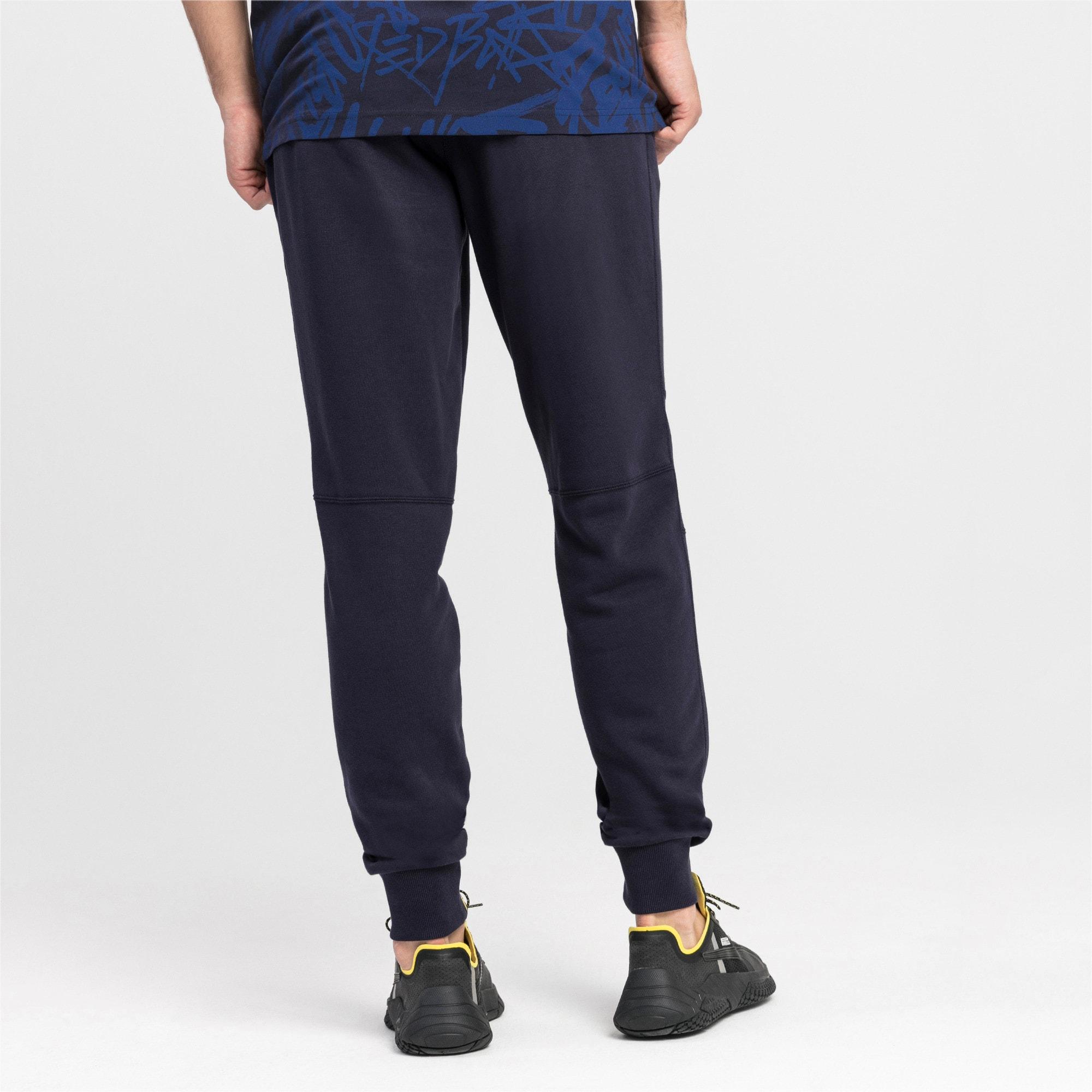 Thumbnail 2 of Red Bull Racing Knitted Men's Sweat Pants, NIGHT SKY, medium