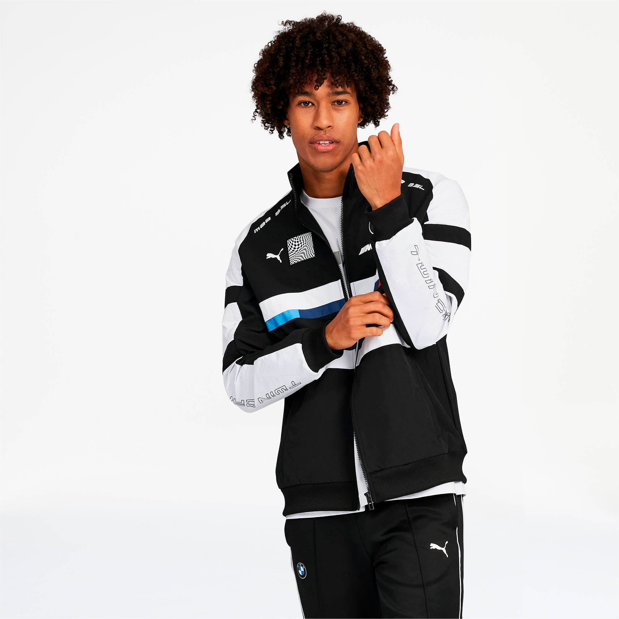 BMW M Motorsport Street Men's Woven Jacket