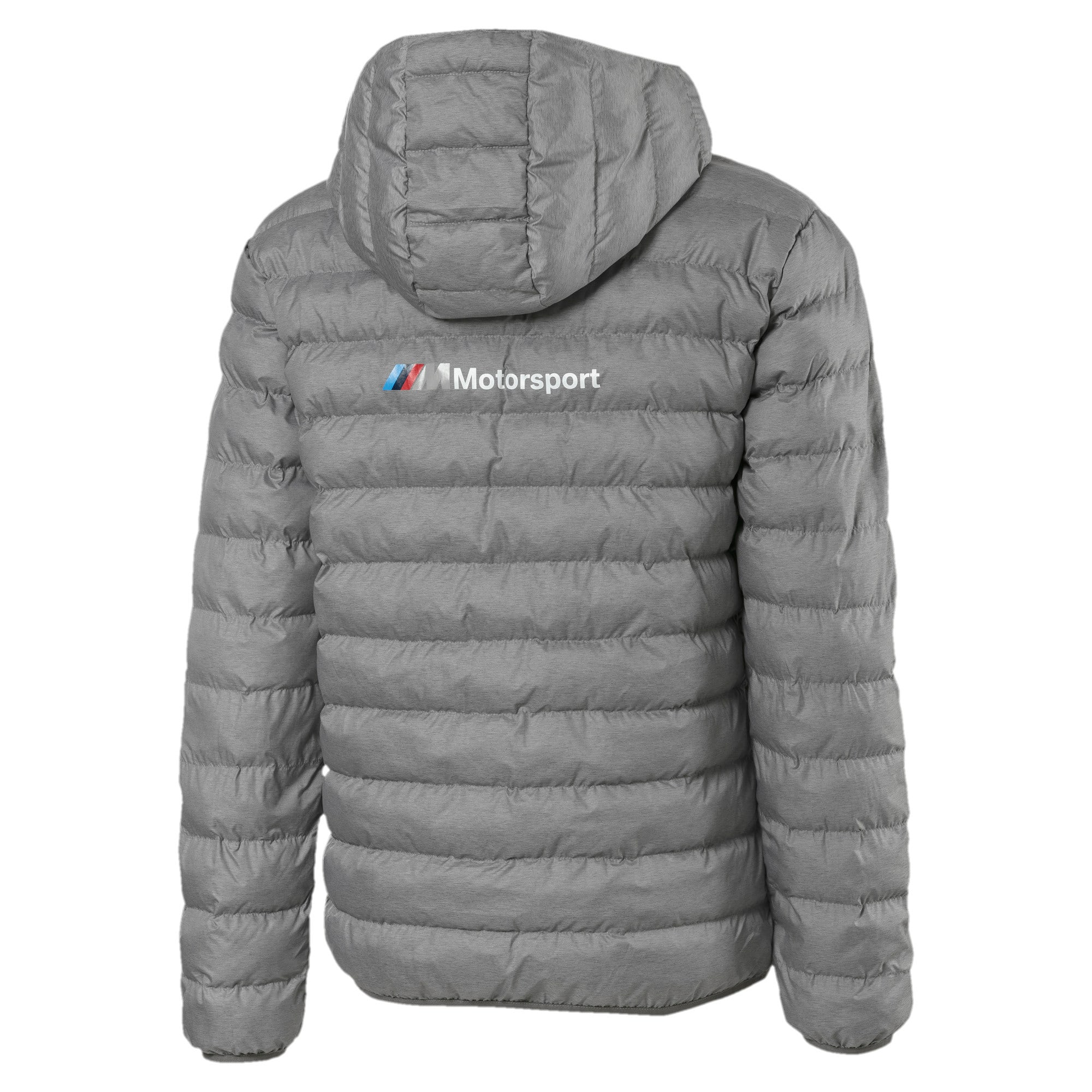 Thumbnail 6 of BMW Motorsport Eco PackLite Men's Jacket, Medium Gray Heather, medium
