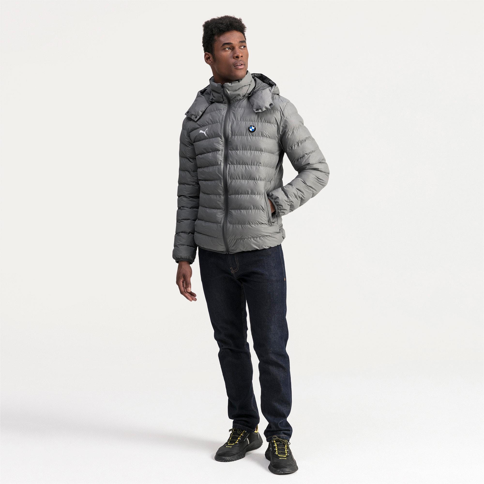 Thumbnail 3 of BMW Motorsport Eco PackLite Men's Jacket, Medium Gray Heather, medium