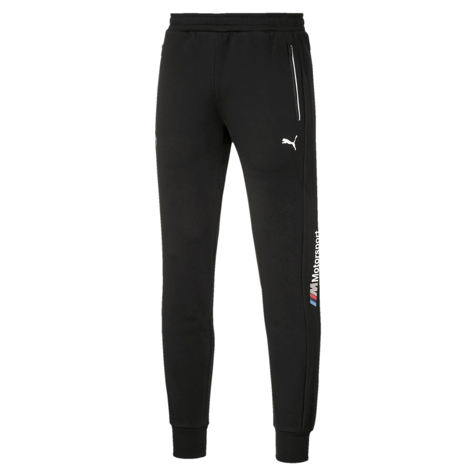 Thumbnail 4 of BMW M Motorsport Men's Sweatpants, Puma Black, medium