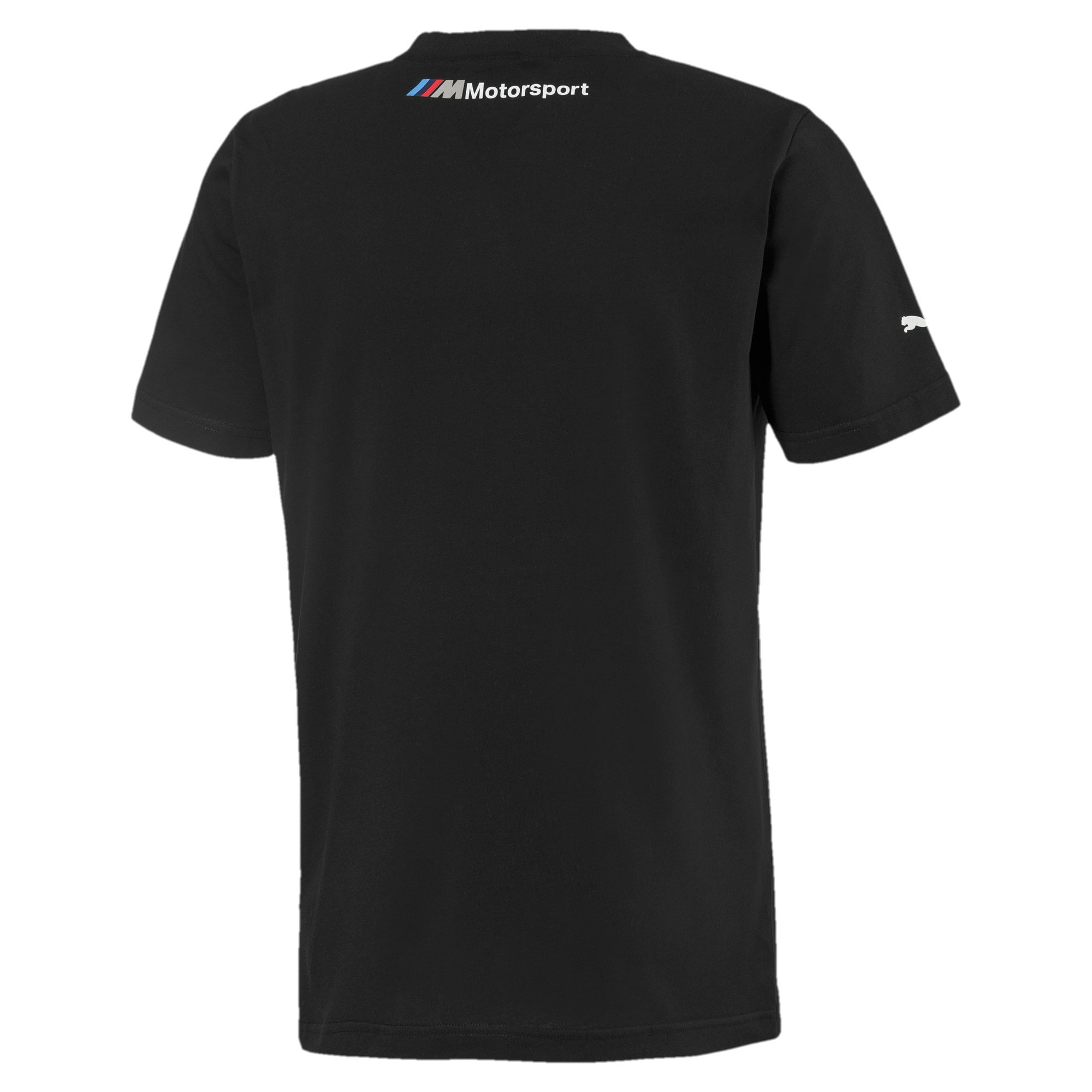 Thumbnail 5 van BMW M Motorsports logo-T-shirt voor mannen, Puma Black, medium