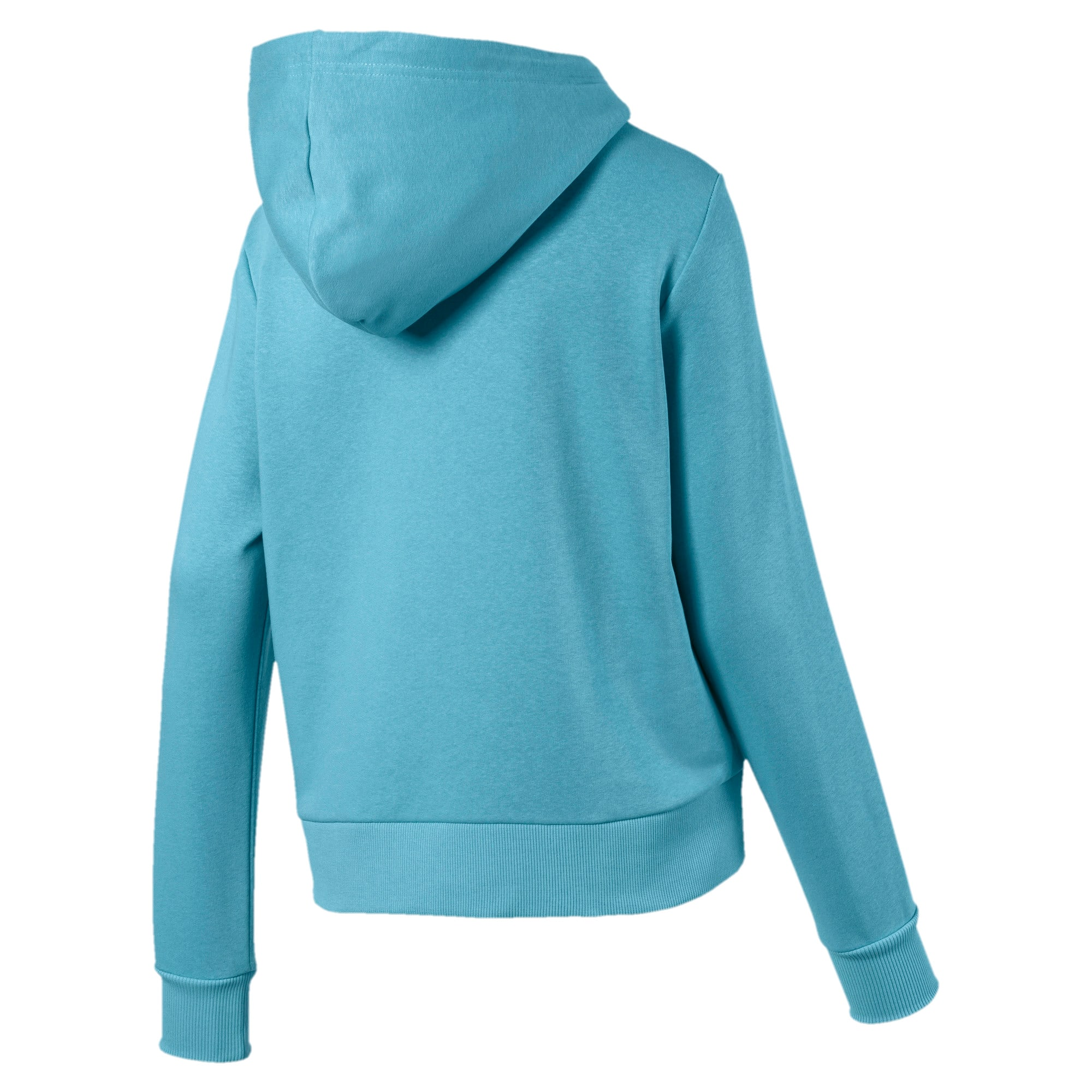 Thumbnail 5 of Classics Women's Logo Hoodie, Milky Blue, medium