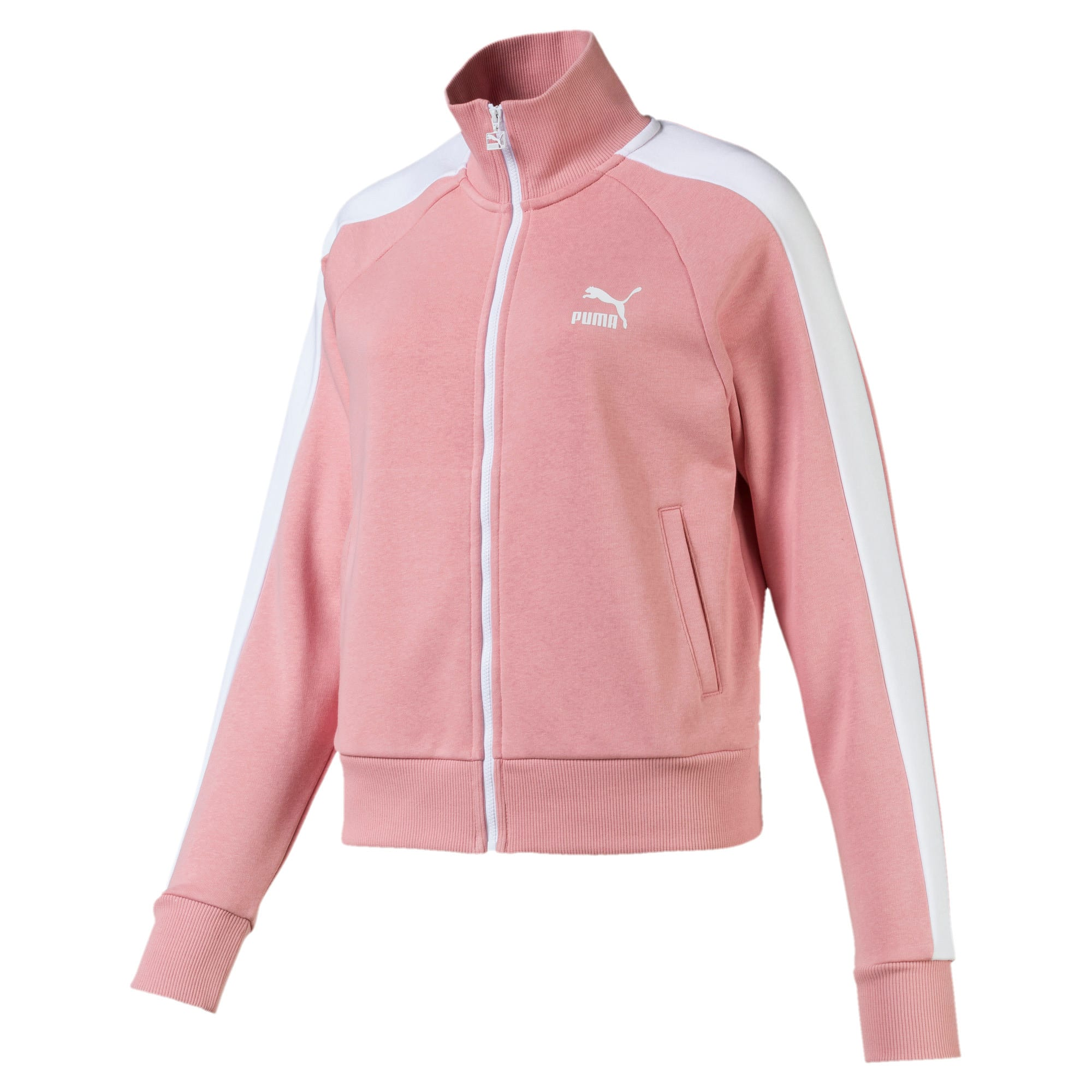 Thumbnail 1 of Classics T7 Women's Track Jacket, Bridal Rose, medium