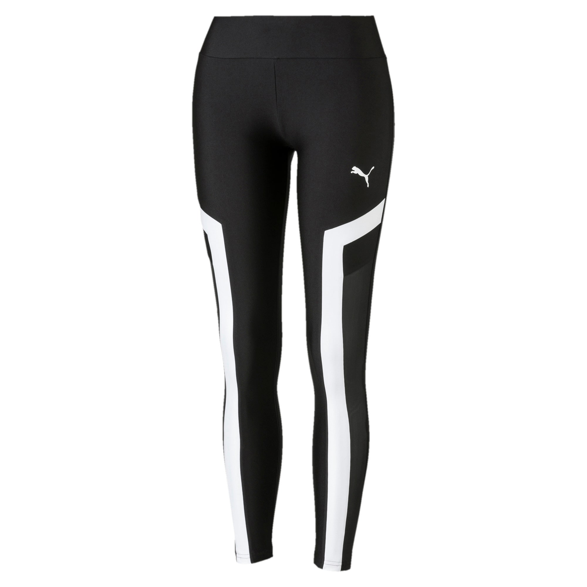 Thumbnail 1 of Chase Damen Leggings, Puma Black, medium
