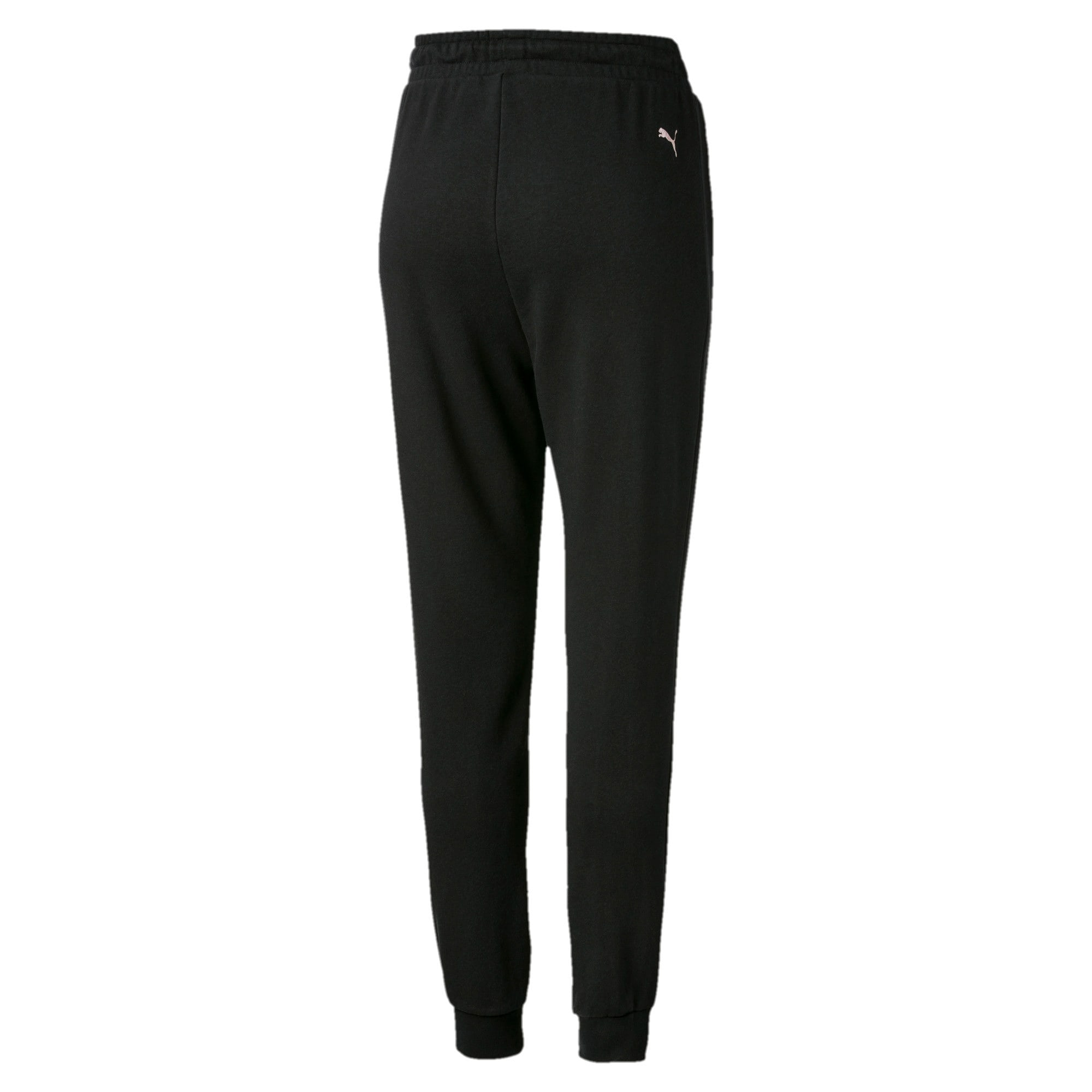 Thumbnail 5 of Chase Damen Sweatpants, Puma Black, medium