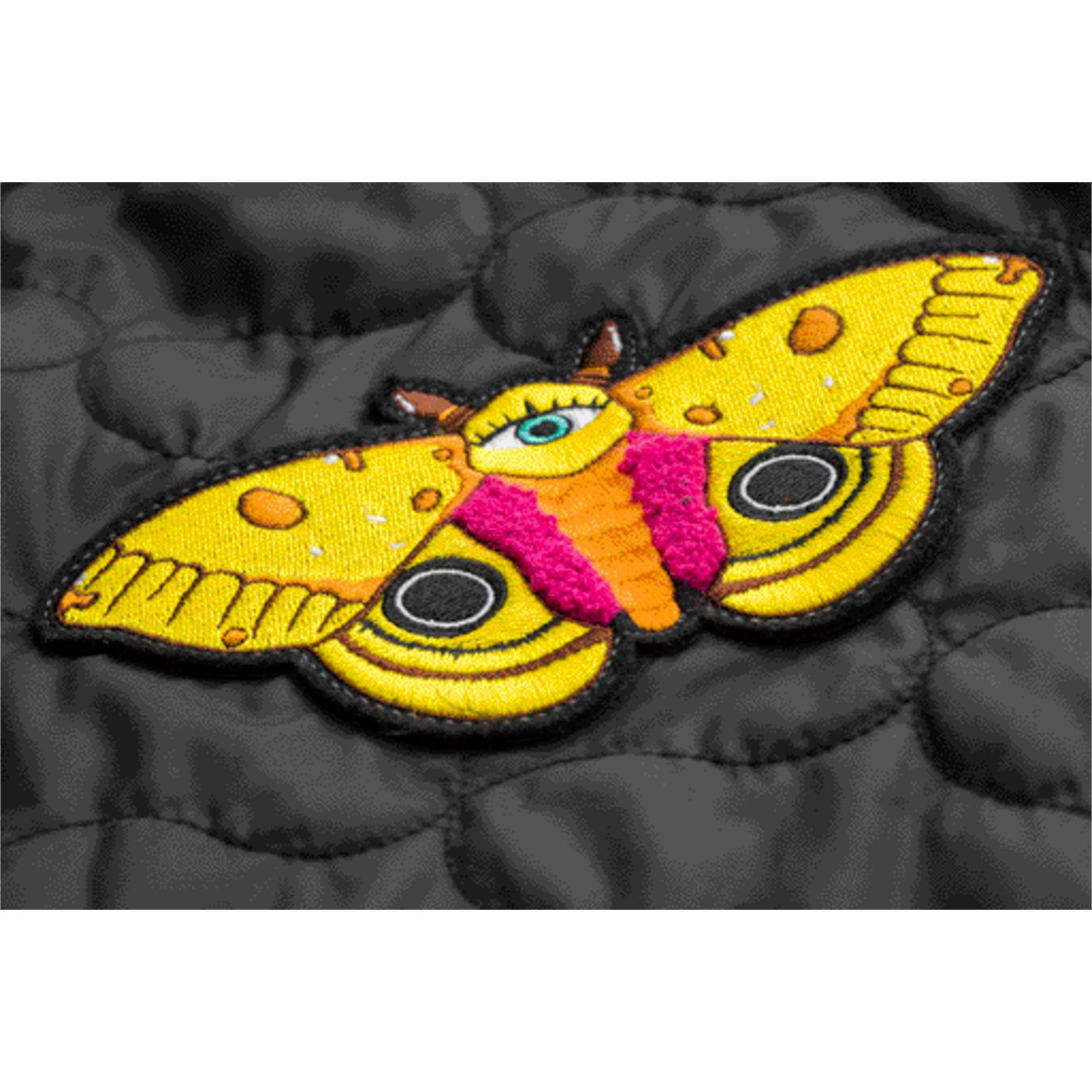 Thumbnail 3 of PUMA x SUE TSAI Women's Varsity Jacket, Puma Black, medium