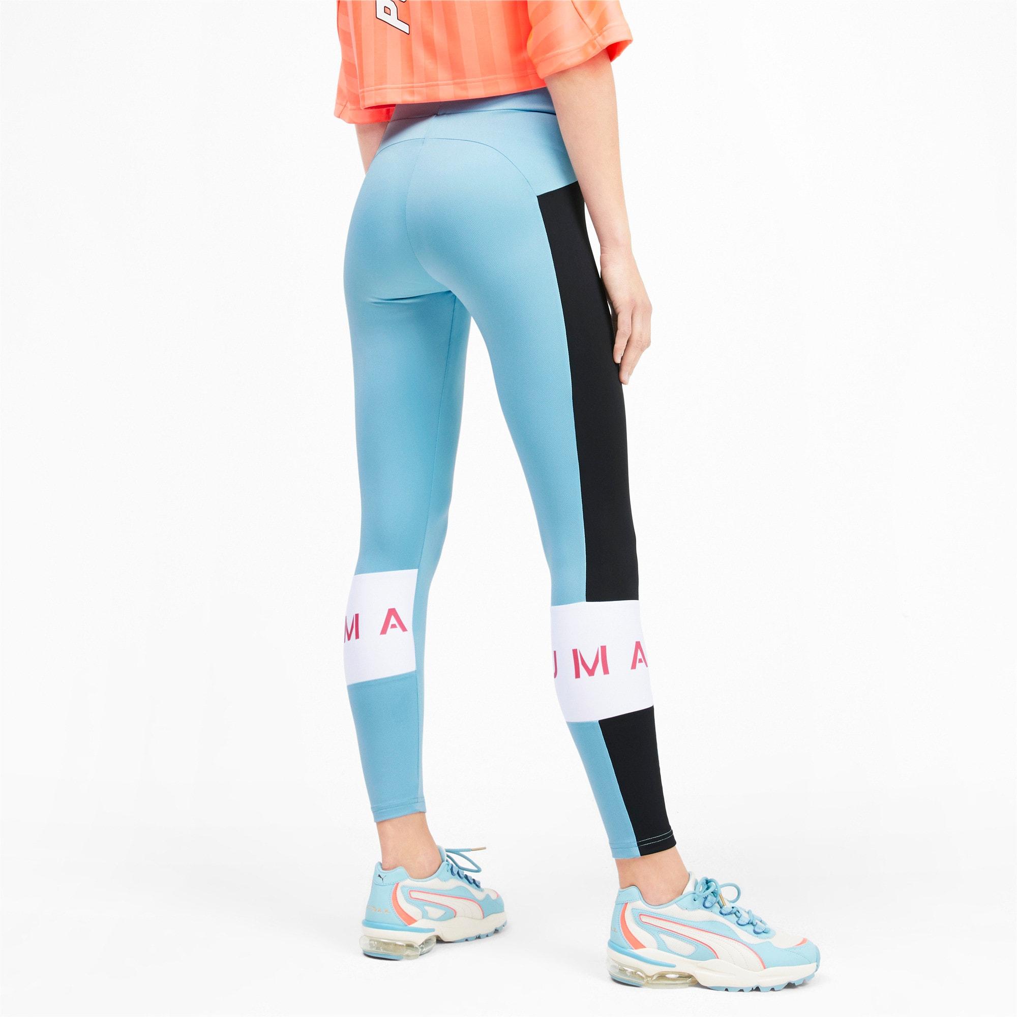 Thumbnail 2 van PUMA XTG legging voor vrouwen, Milky Blue, medium