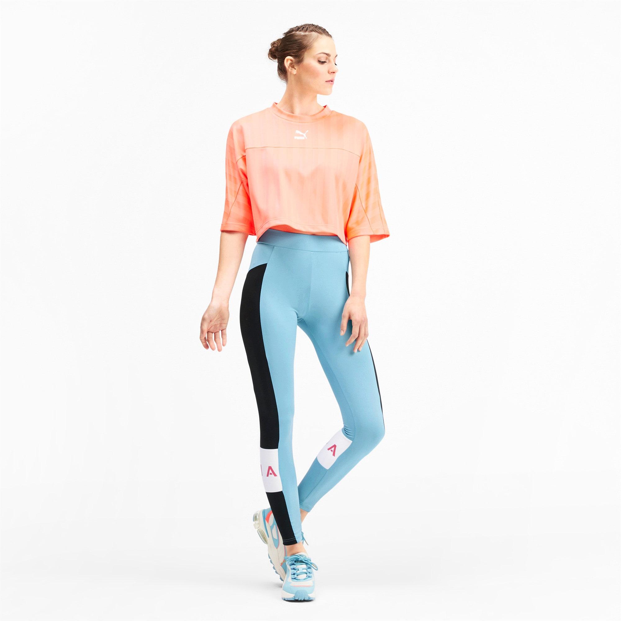Thumbnail 3 van PUMA XTG legging voor vrouwen, Milky Blue, medium