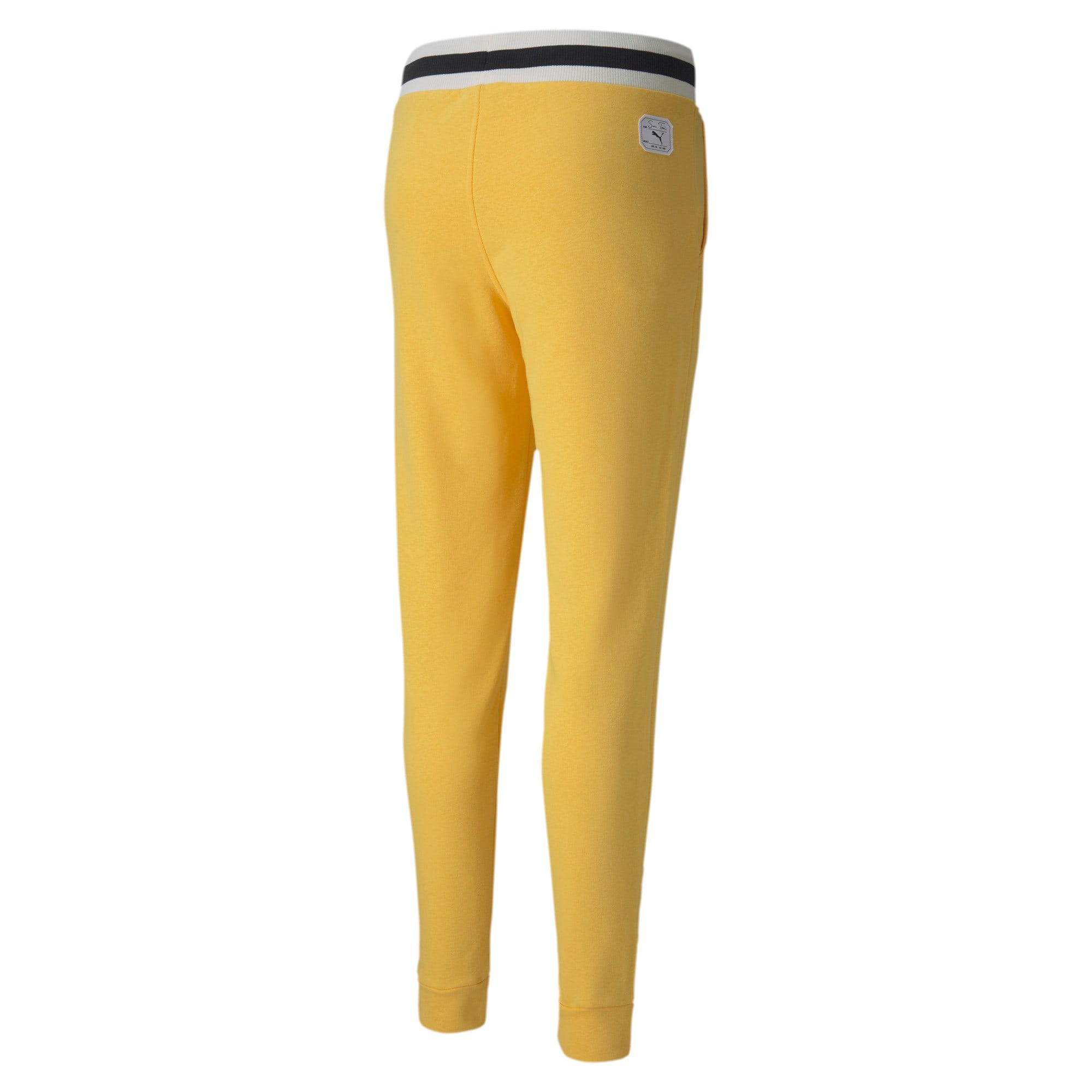 Thumbnail 2 of PUMA x SUE TSAI Damen Sweatpants, Daffodil, medium